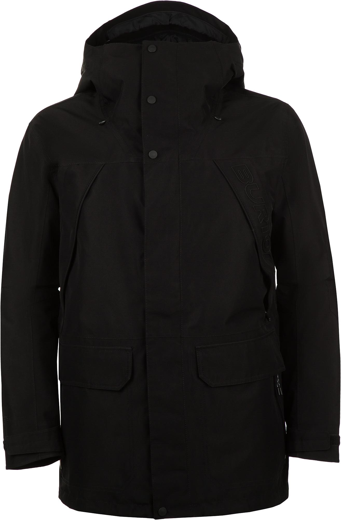 Burton Куртка утепленная мужская Burton Gore Breach, размер 46-48 burton куртка утепленная женская burton minturn размер 48 50