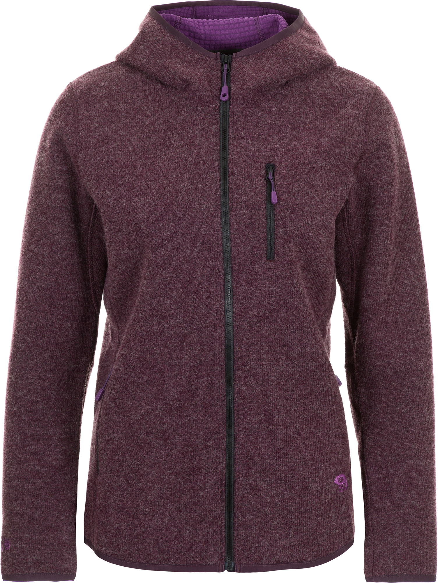 Mountain Hardwear Джемпер женский Mountain Hardwear Hatcher, размер 46 цена в Москве и Питере