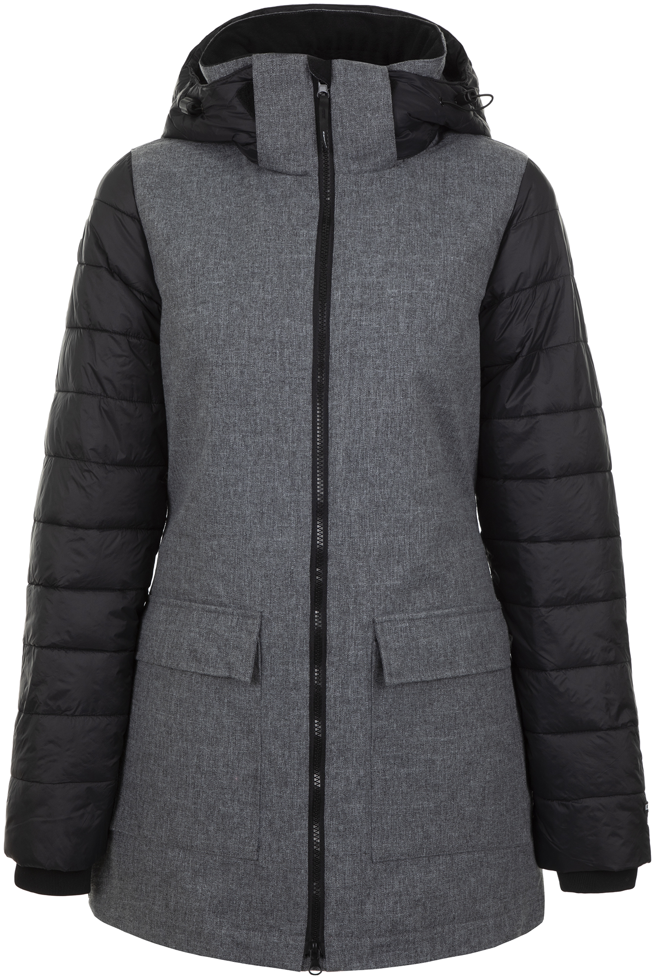 цена IcePeak Куртка утепленная женская IcePeak Loona, размер 48