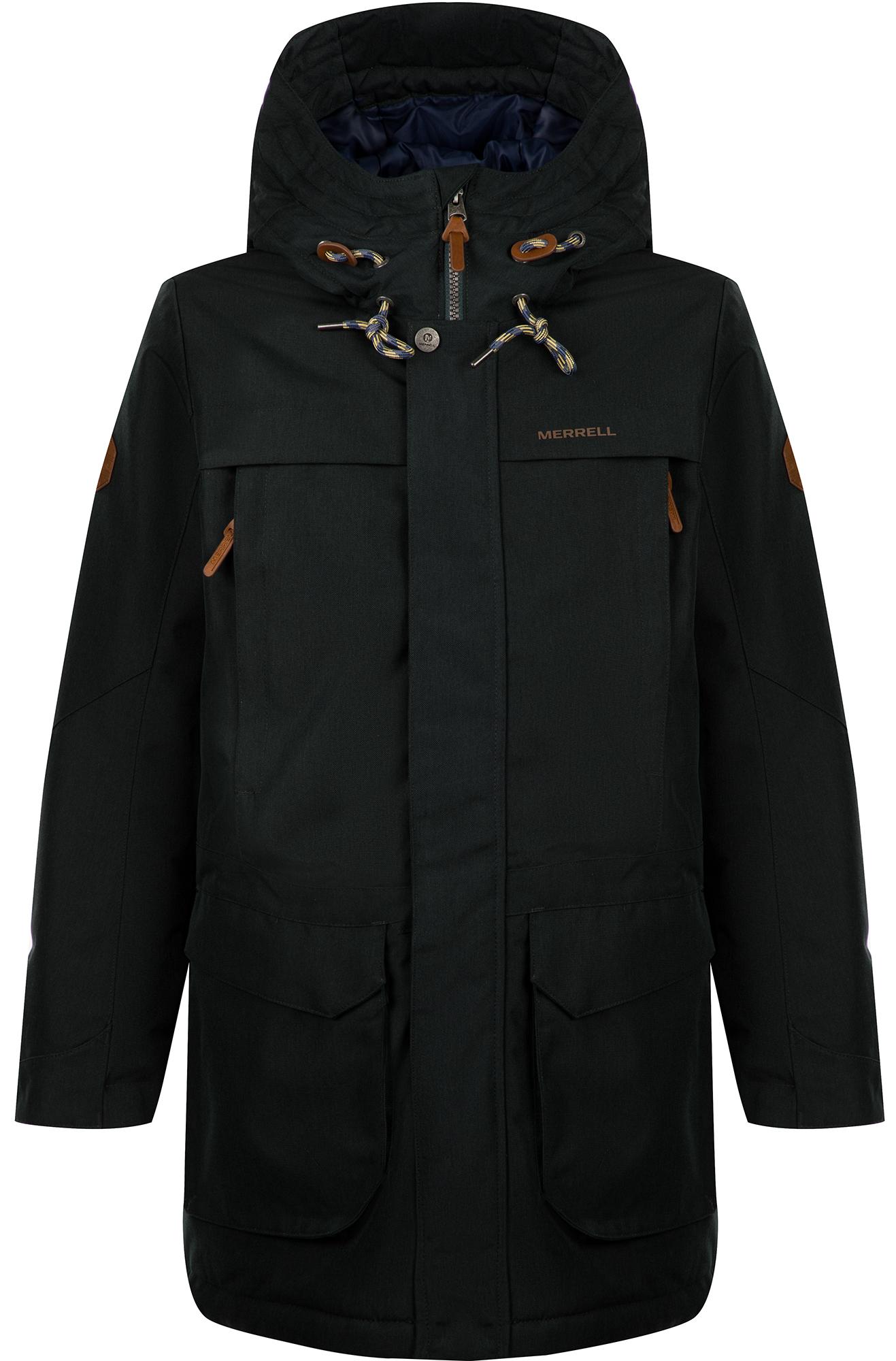Merrell Куртка утепленная для мальчиков Merrell, размер 176 куртка хольстер утепленная смес ткань 48 50 170 176 лес 2010
