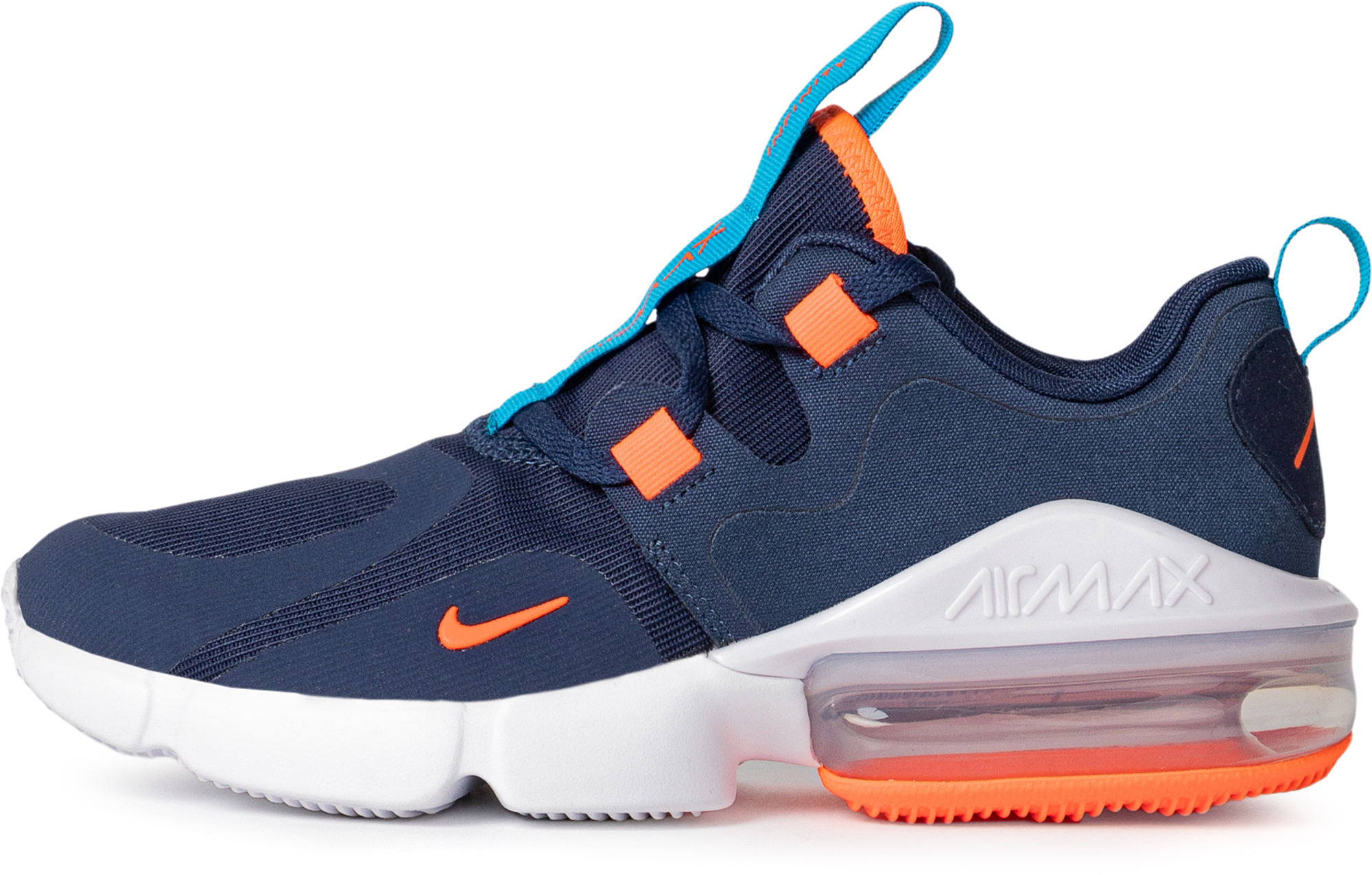 Nike Кроссовки детские Nike Air Max Infinity (Gs), размер 37 кроссовки nike cortez basic ltr se gs shoe girls aa3043 001