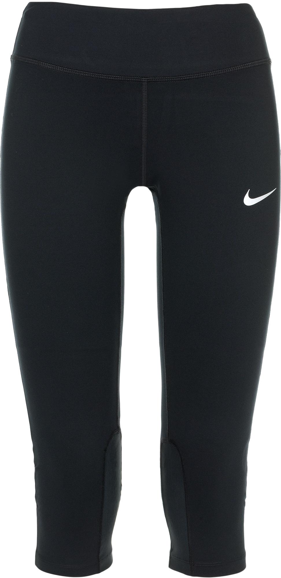 Nike Бриджи женские Nike Power Epic бриджи nike бриджи dri fit touch fleece 3 4 pants