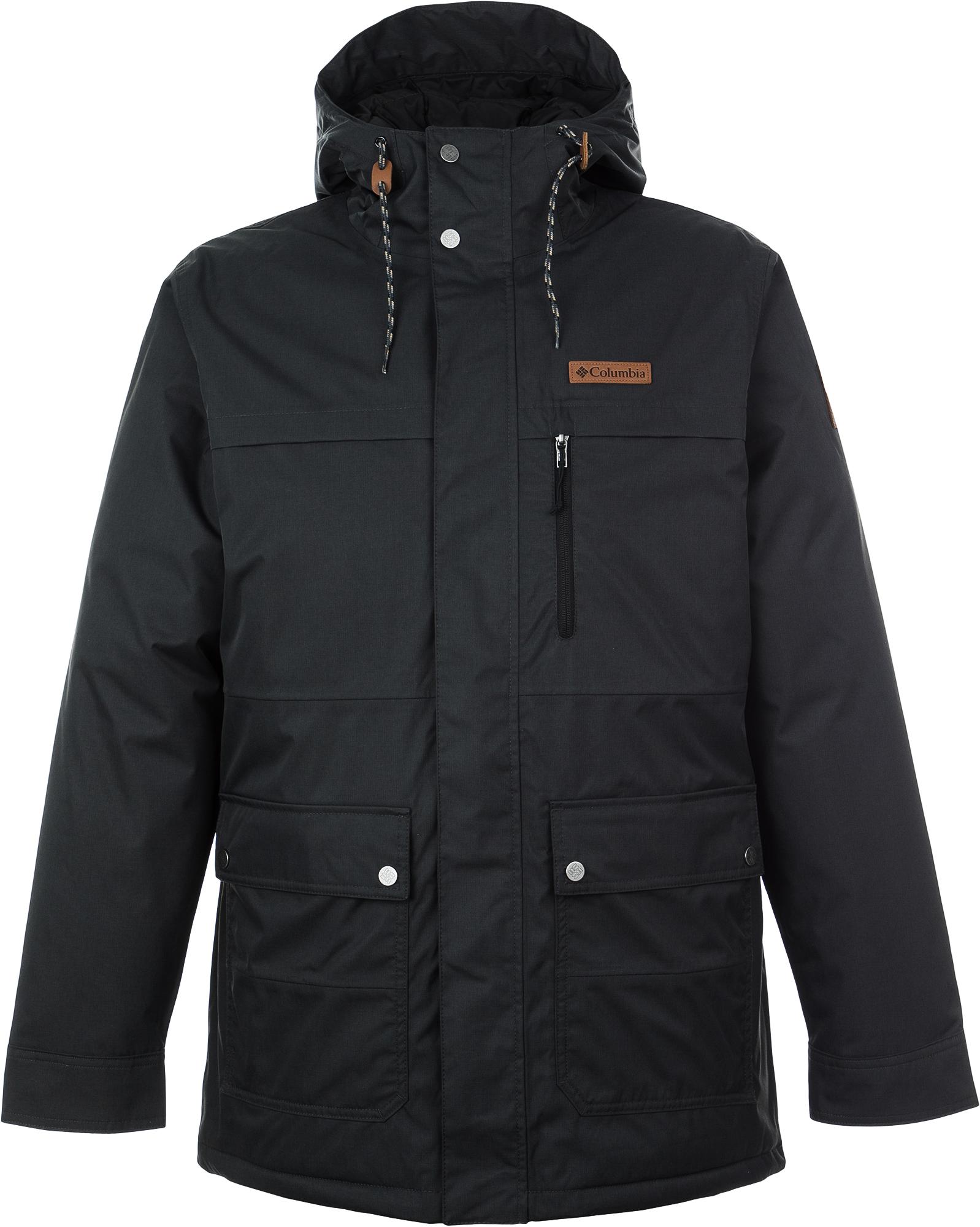Columbia Куртка утепленная мужская Norton Bay, размер 56