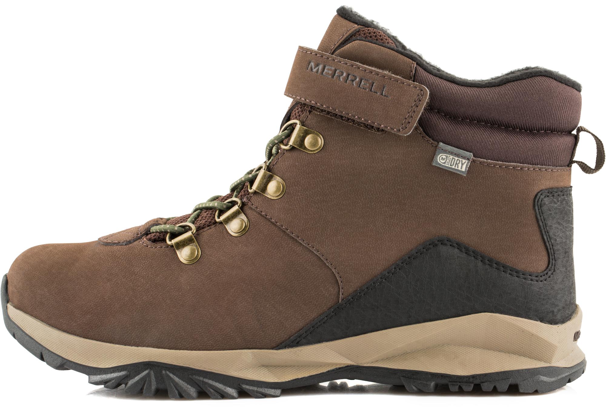 Merrell Ботинки для мальчиков Merrell Apline, размер 40,5