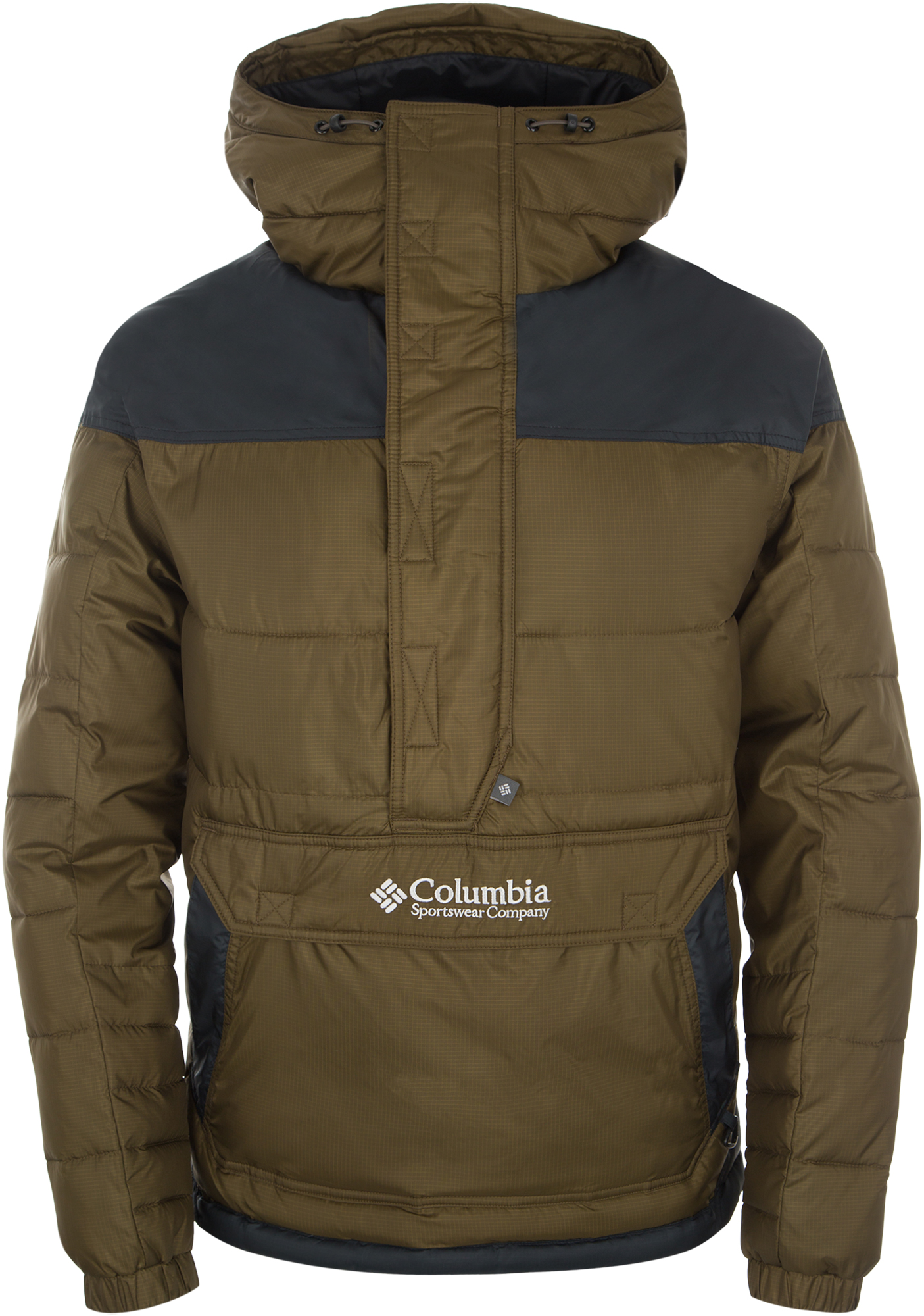 Columbia Куртка утепленная мужская Columbia Lodge, размер 56-58 цена и фото