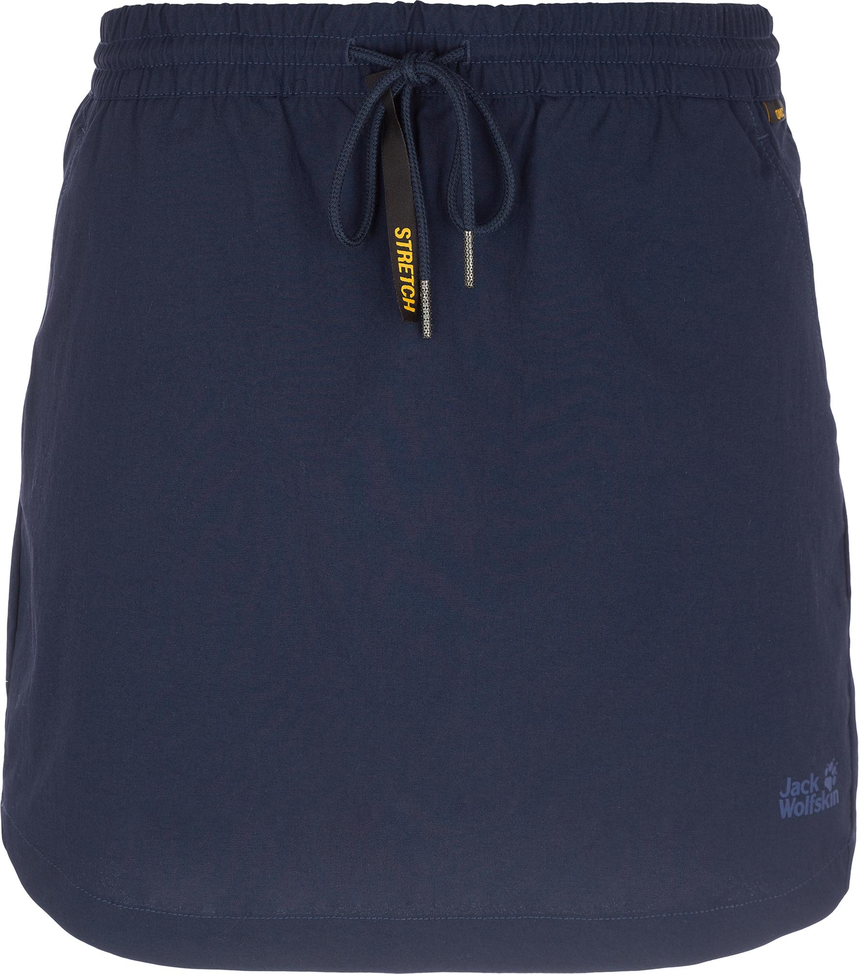 Jack Wolfskin Юбка-шорты женская JACK WOLFSKIN Desert, размер 44 юбка jack wolfskin jack wolfskin ja021ewaoqp9