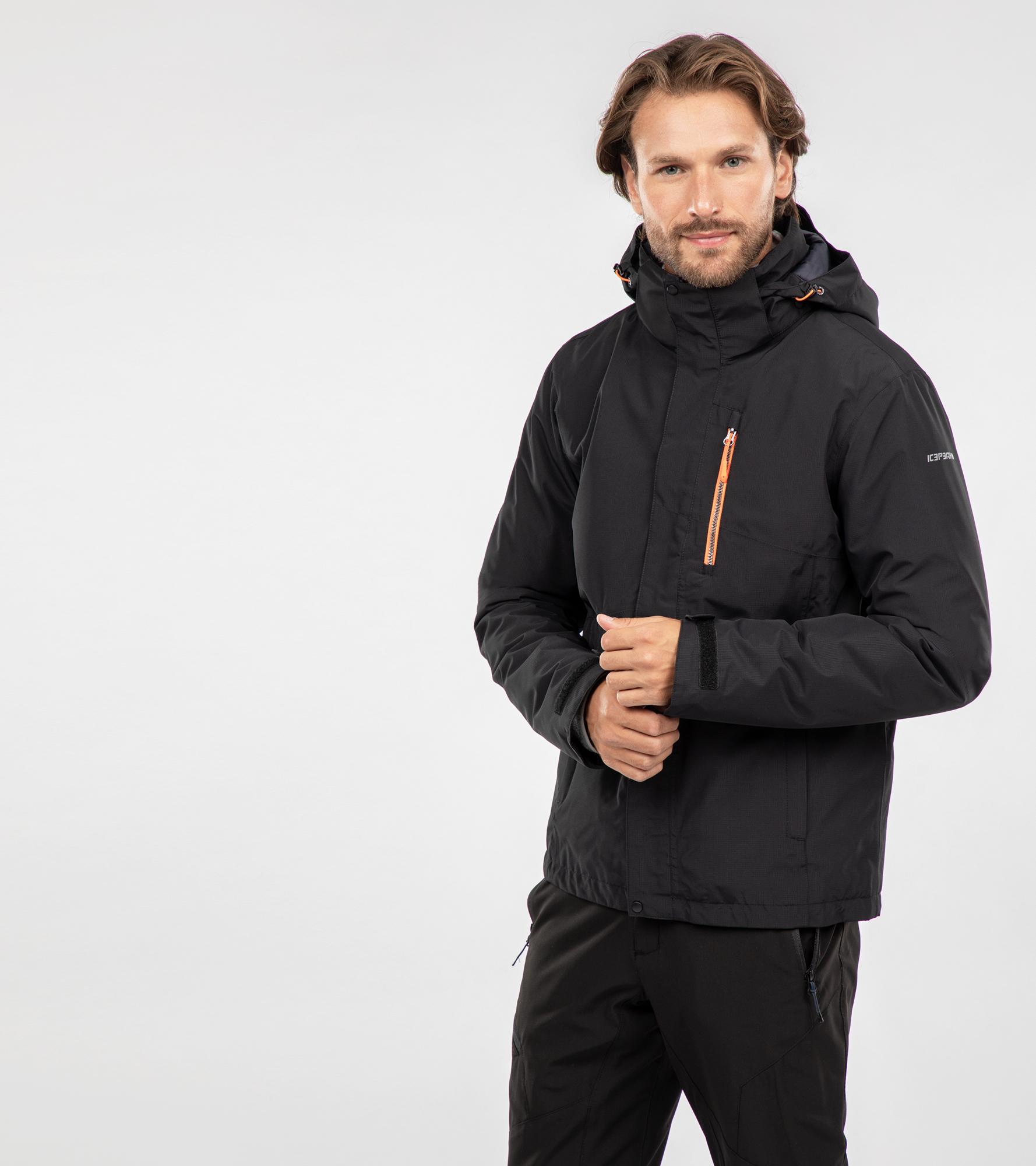 IcePeak Куртка утепленная мужская IcePeak Baker, размер 54 цены онлайн