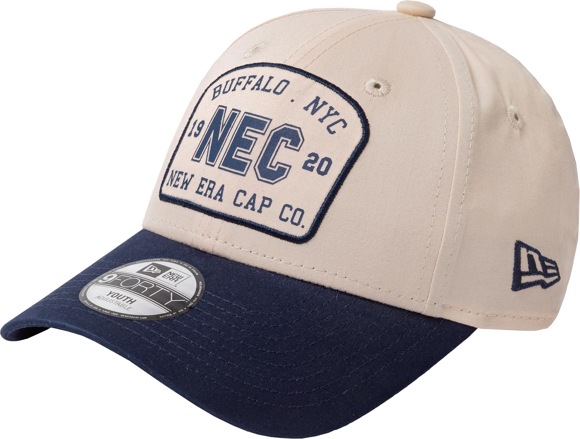 New Era Бейсболка для мальчиков New Era Arch Patch 940, размер 54-55 new era шапка для мальчиков new era ne cuff pom размер 54 55