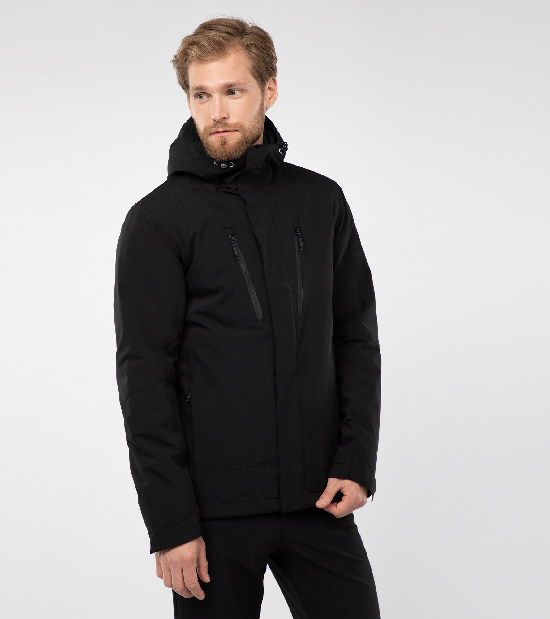 Outventure Куртка утепленная мужская Outventure, размер 56 цена и фото