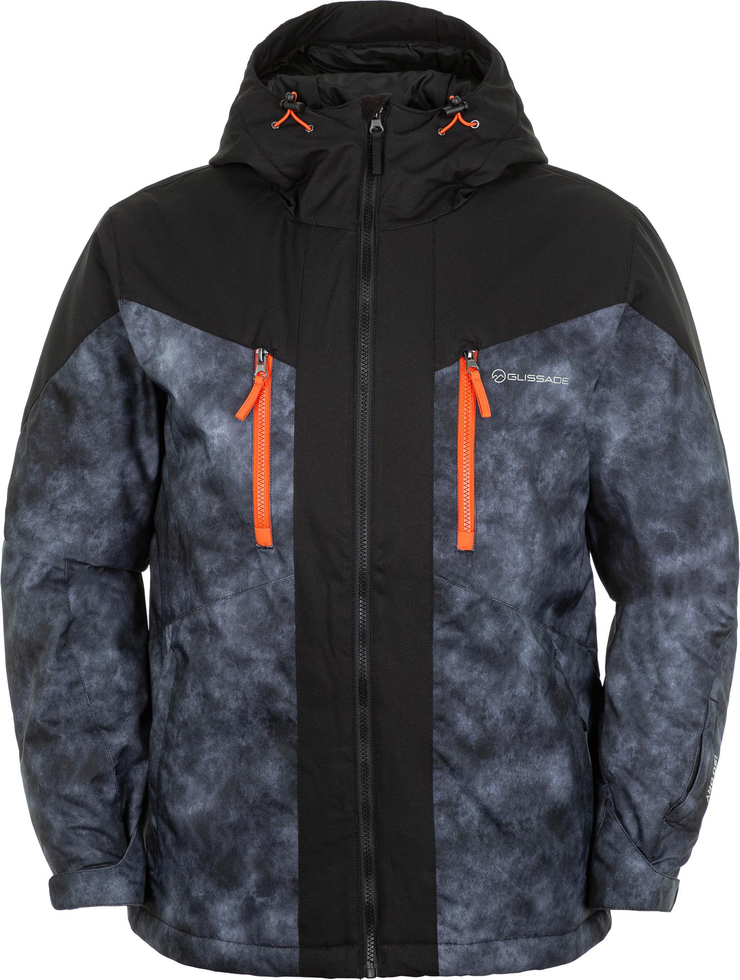 Glissade Куртка утепленная мужская Glissade, размер 44-46 glissade куртка утепленная мужская glissade размер 56 58