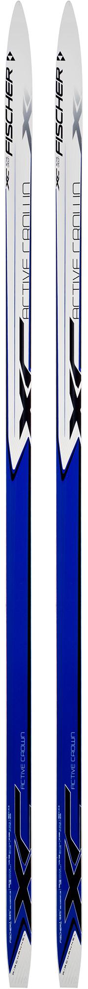 все цены на Fischer Беговые лыжи Fischer Active Crown, размер 200 онлайн
