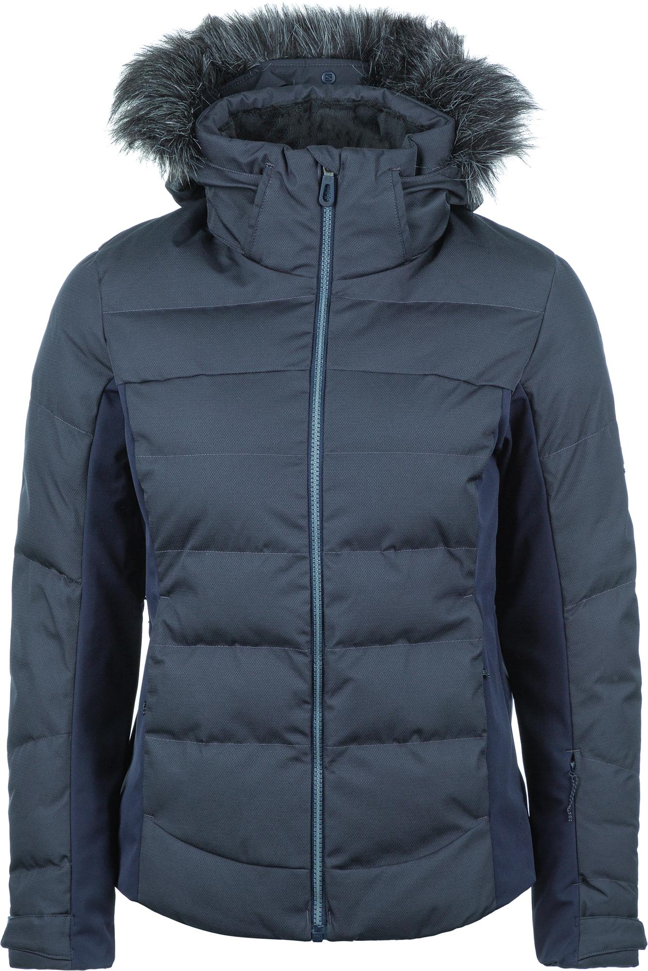 цена Salomon Куртка утепленная женская Salomon StormCozy, размер 46-48 онлайн в 2017 году