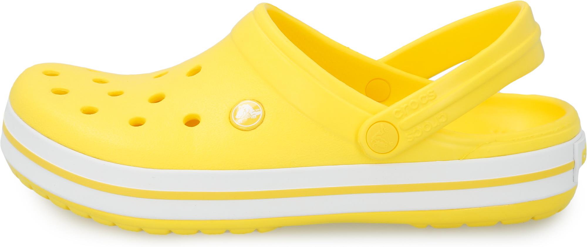 цена на Crocs Шлепанцы Crocs Crocband, размер 40-41