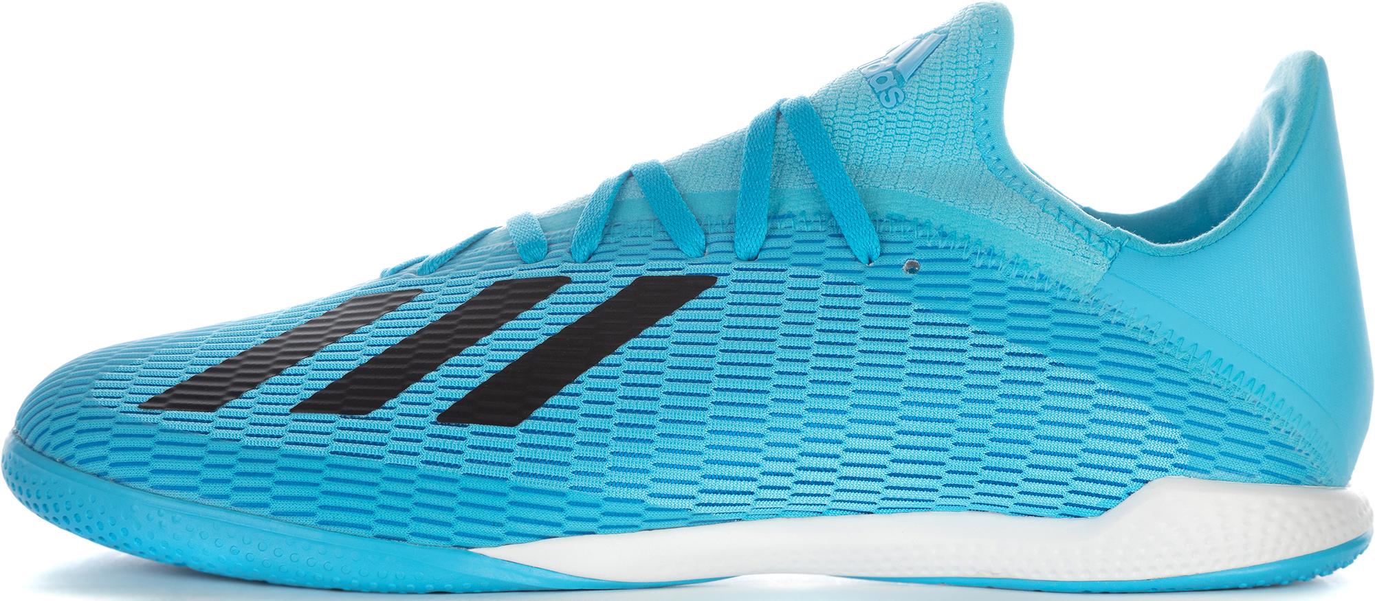 Adidas Бутсы мужские X 19.3 IN , размер 45
