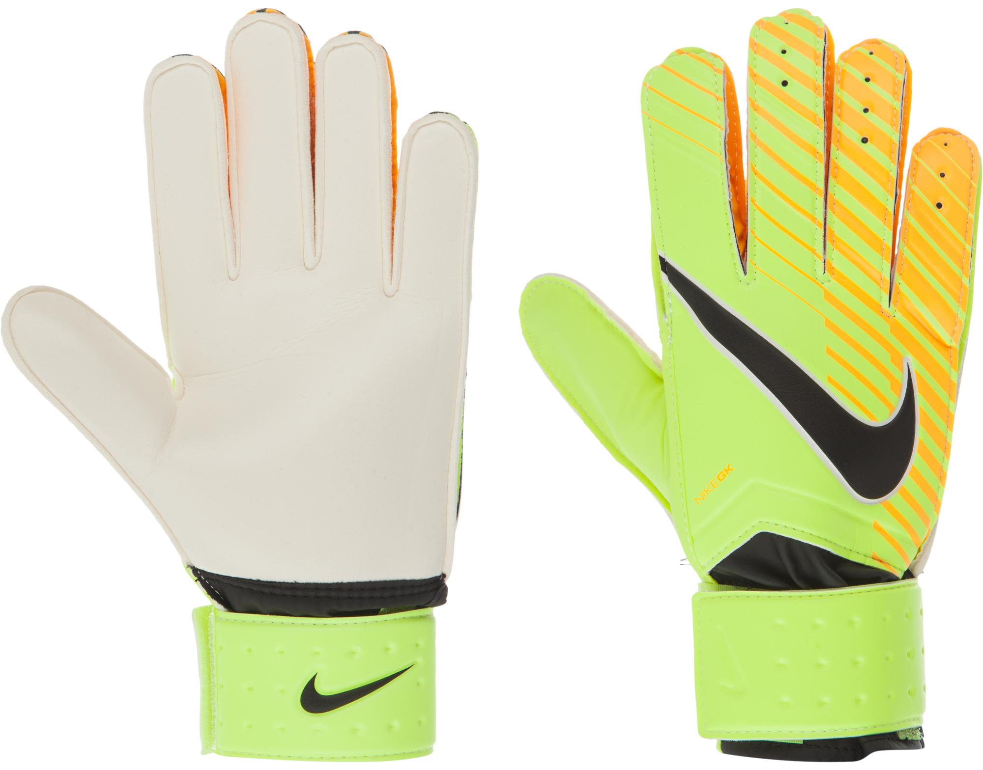 Nike Перчатки вратарские Nike Gk Match вратарские перчатки larsen перчатки вратарские radium