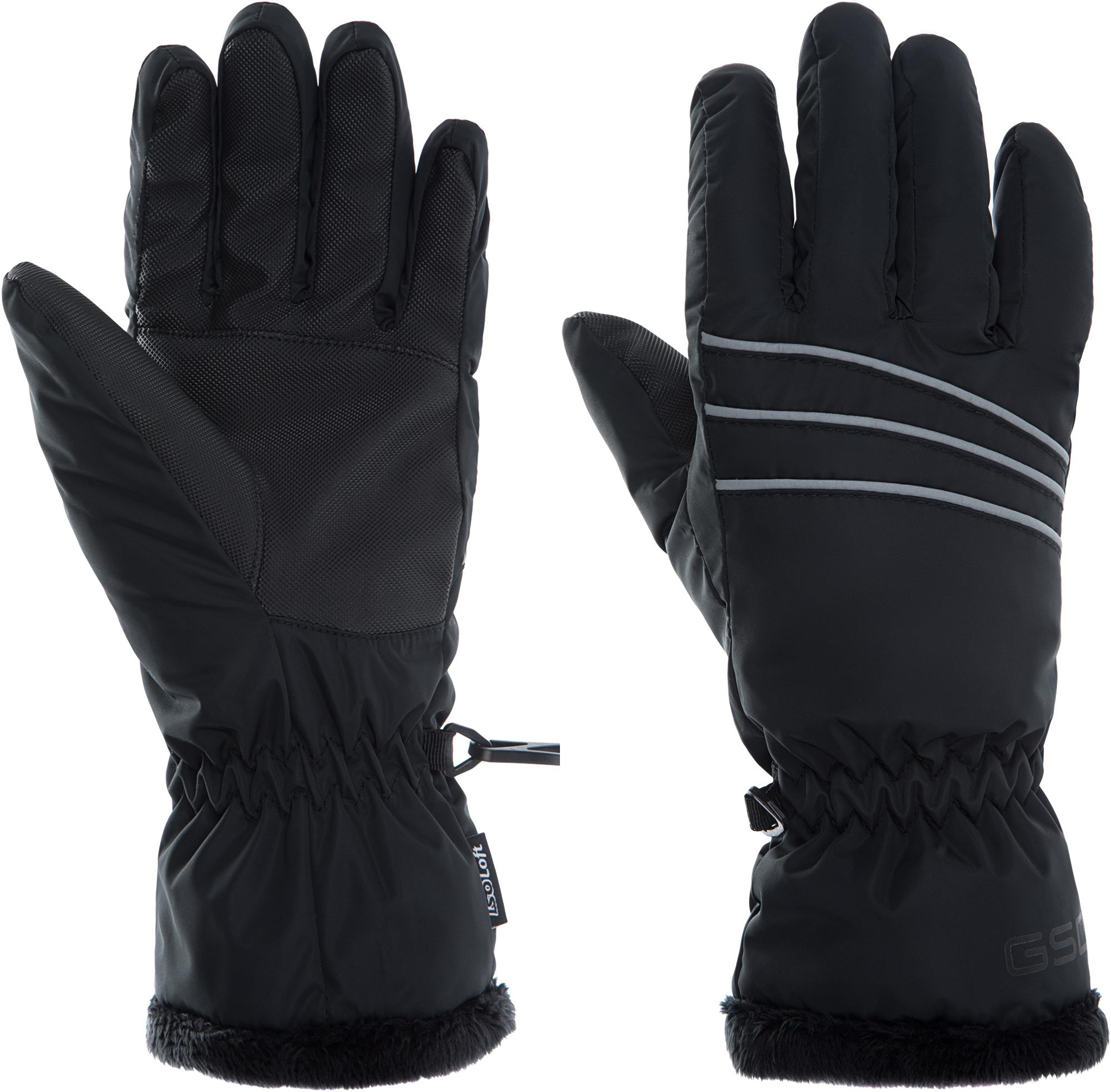 Фото - Glissade Перчатки женские Glissade, размер 7,5 перчатки женские moltini цвет черный 260b 111716 размер 8