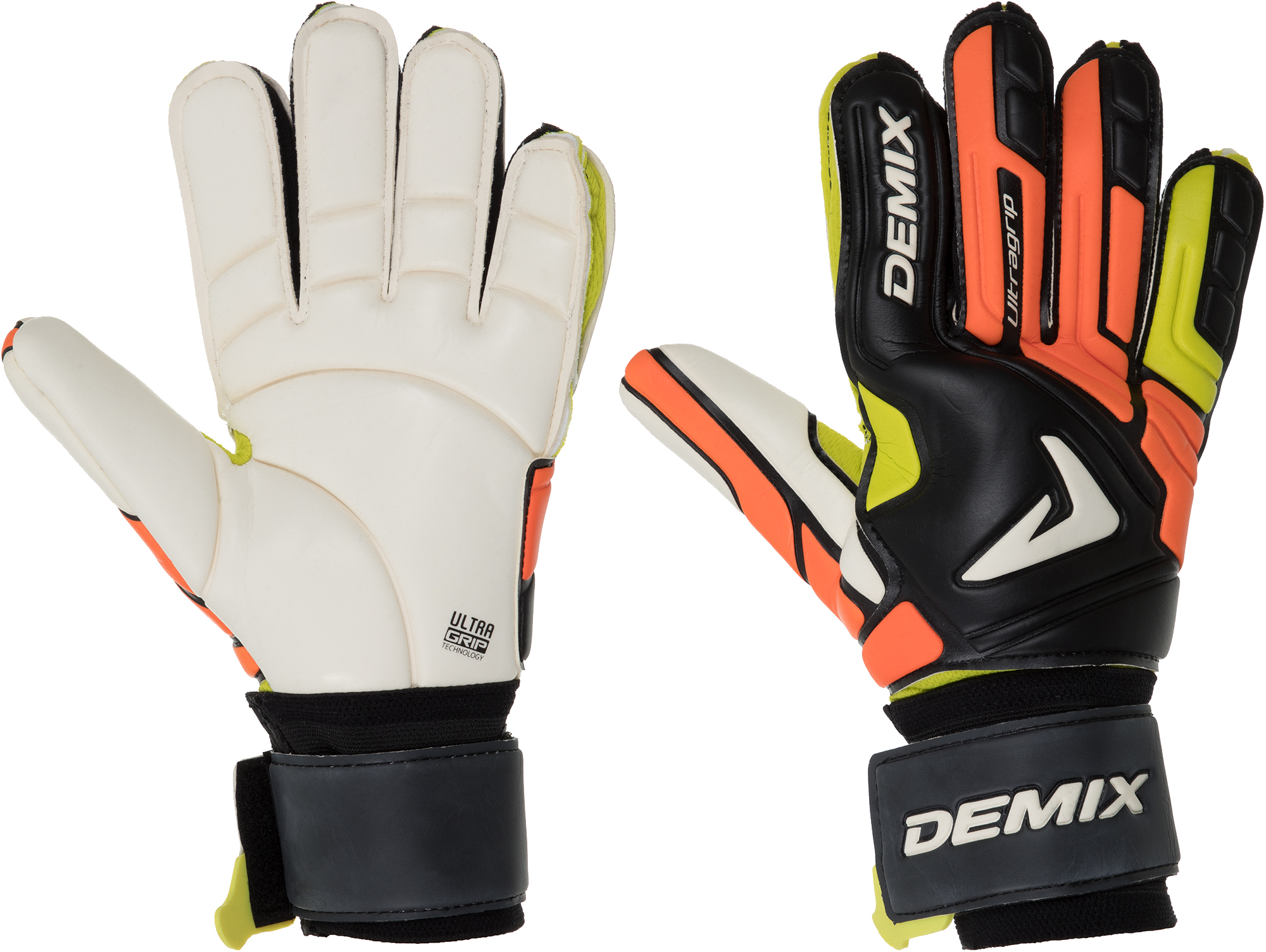 Demix Перчатки вратарские Demix, размер 11 цена