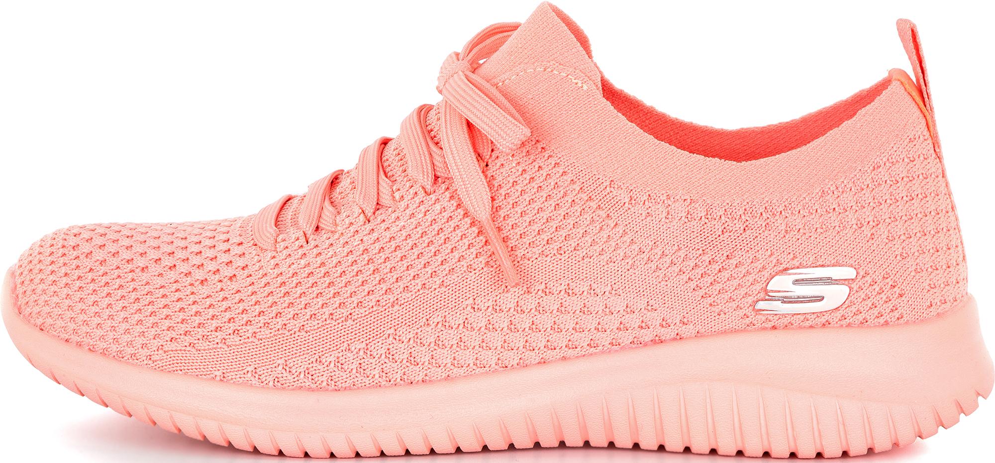 Skechers Кроссовки женские Skechers Ultra Flex-Pastel Party, размер 40 skechers women s ez flex 2 right on fashion sneaker