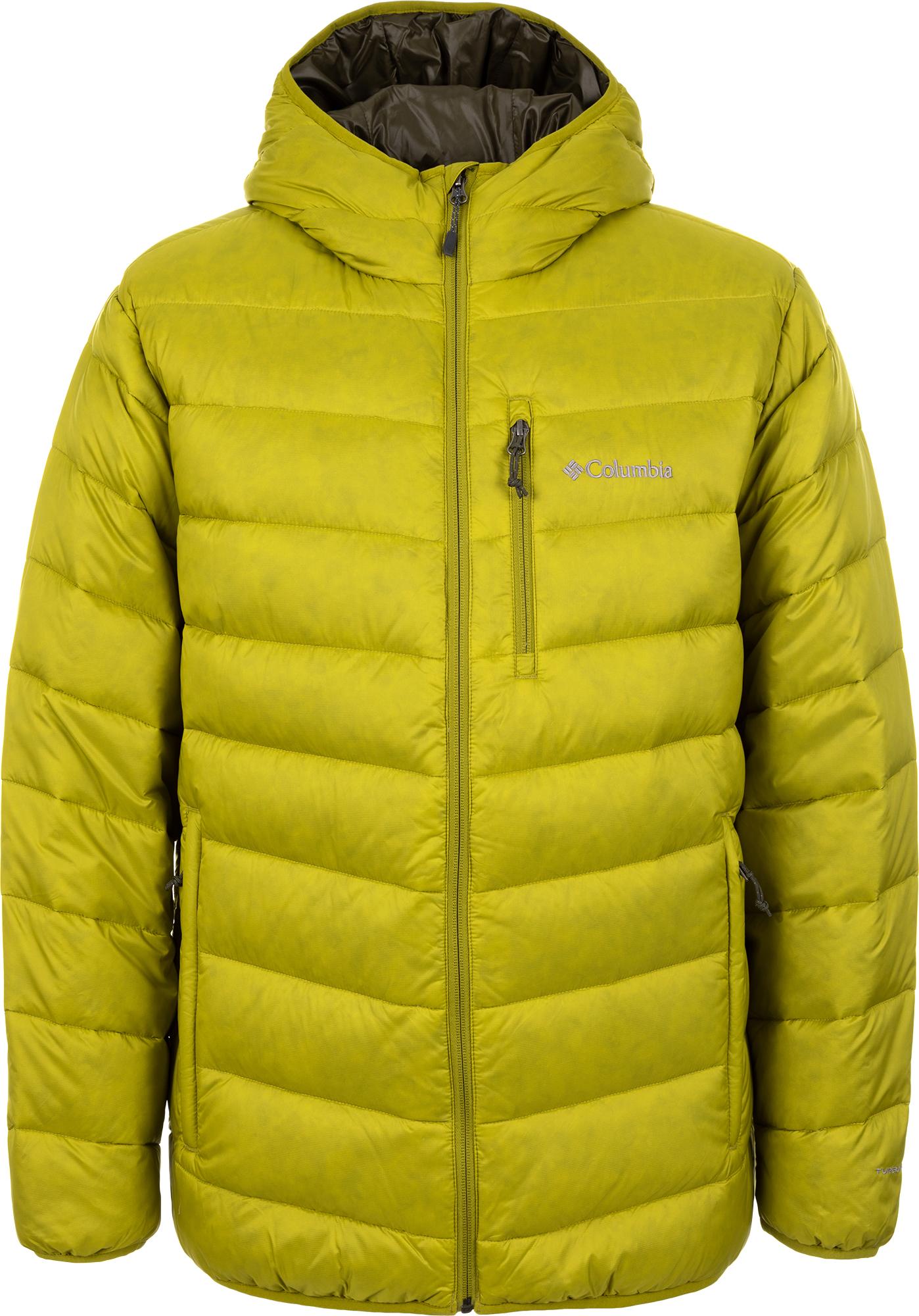 Columbia Куртка пуховая мужская Columbia Hellfire 650 TurboDown, размер 44-46 цена