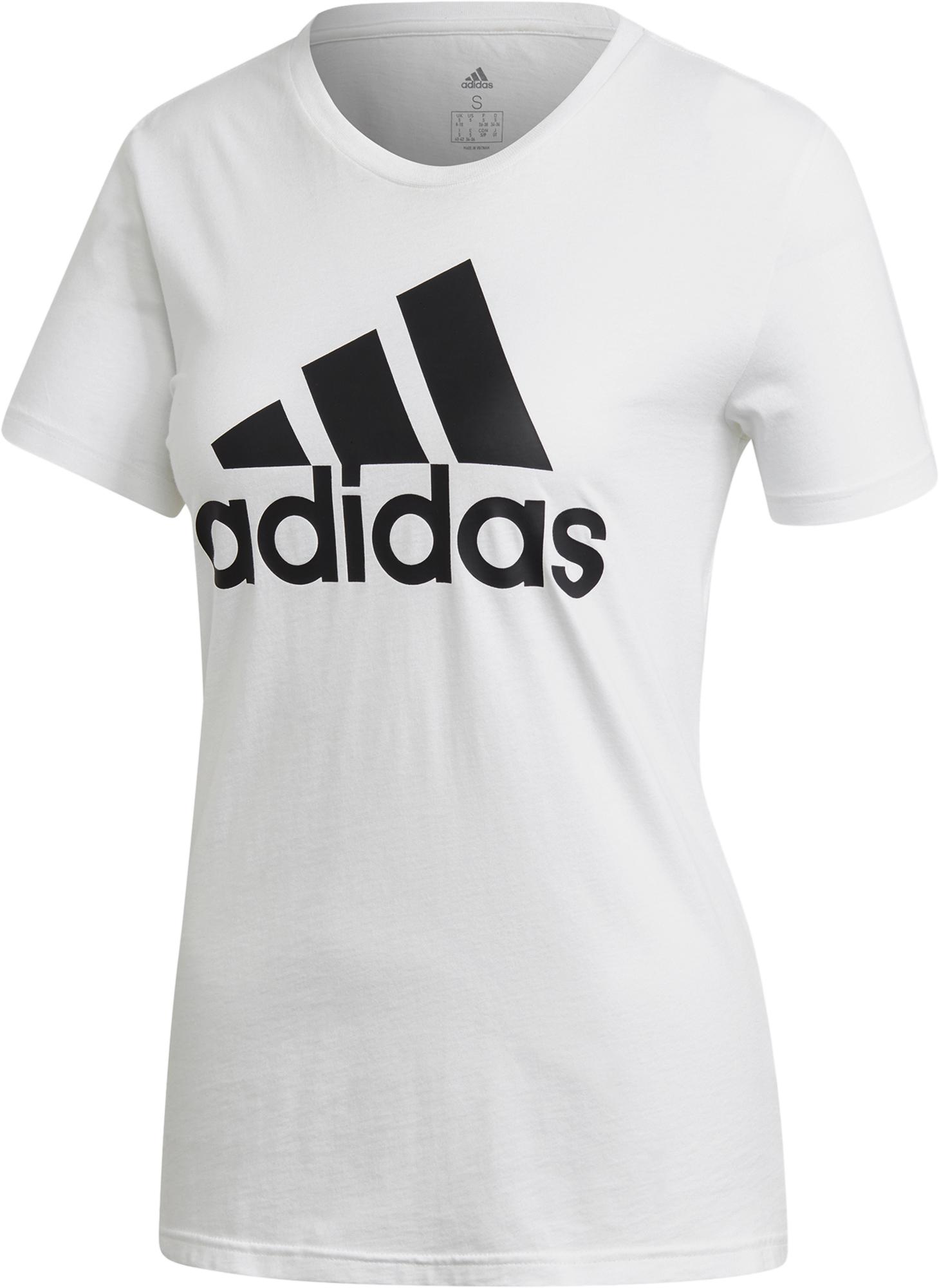 Adidas Футболка женская adidas Must Haves Badge of Sport, размер 46-48