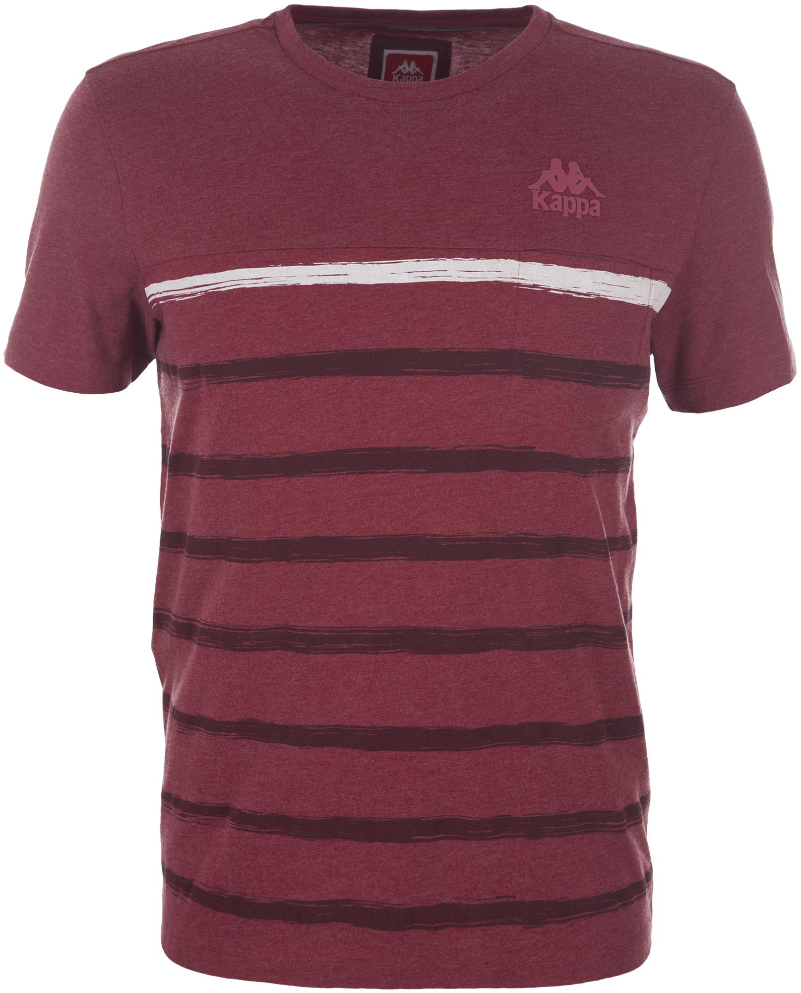 Kappa Футболка мужская Kappa, размер 50 спортивная футболка kappa km512tn30