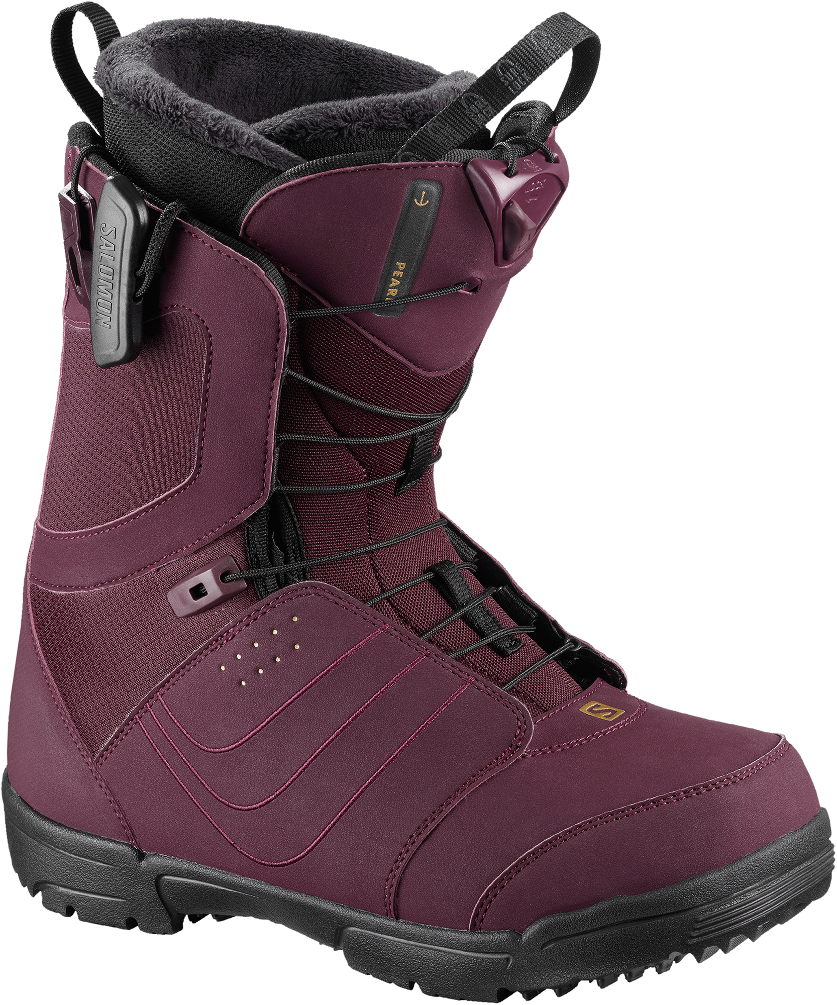 Salomon Сноубордические ботинки женские Salomon Pearl, размер 38