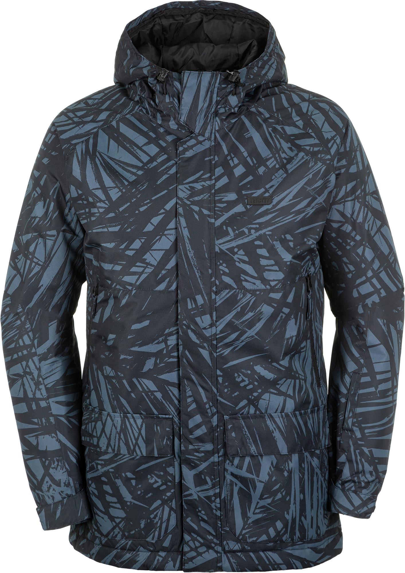 Termit Куртка утепленная мужская Termit, размер 54