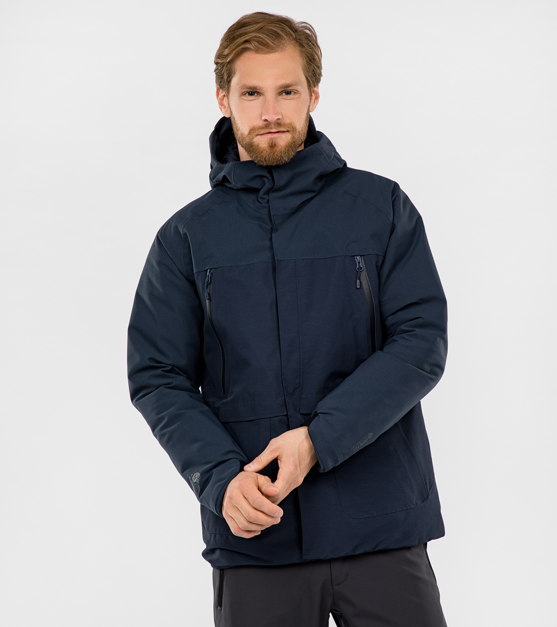 Mountain Hardwear Куртка утепленная мужская Hardwear, размер 56