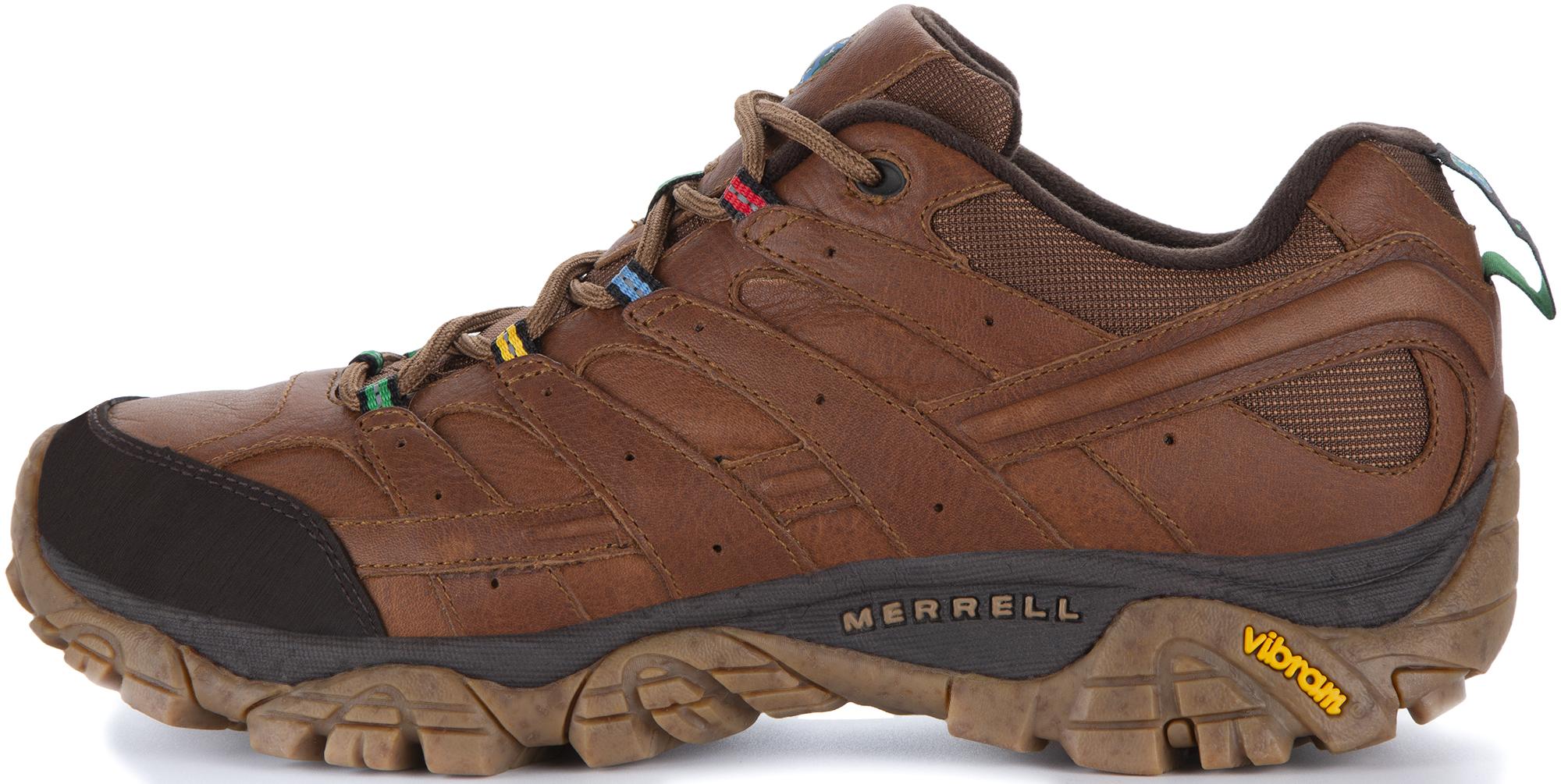 Merrell Полуботинки мужские Merrell Moab 2 Earth Day, размер 45 цена