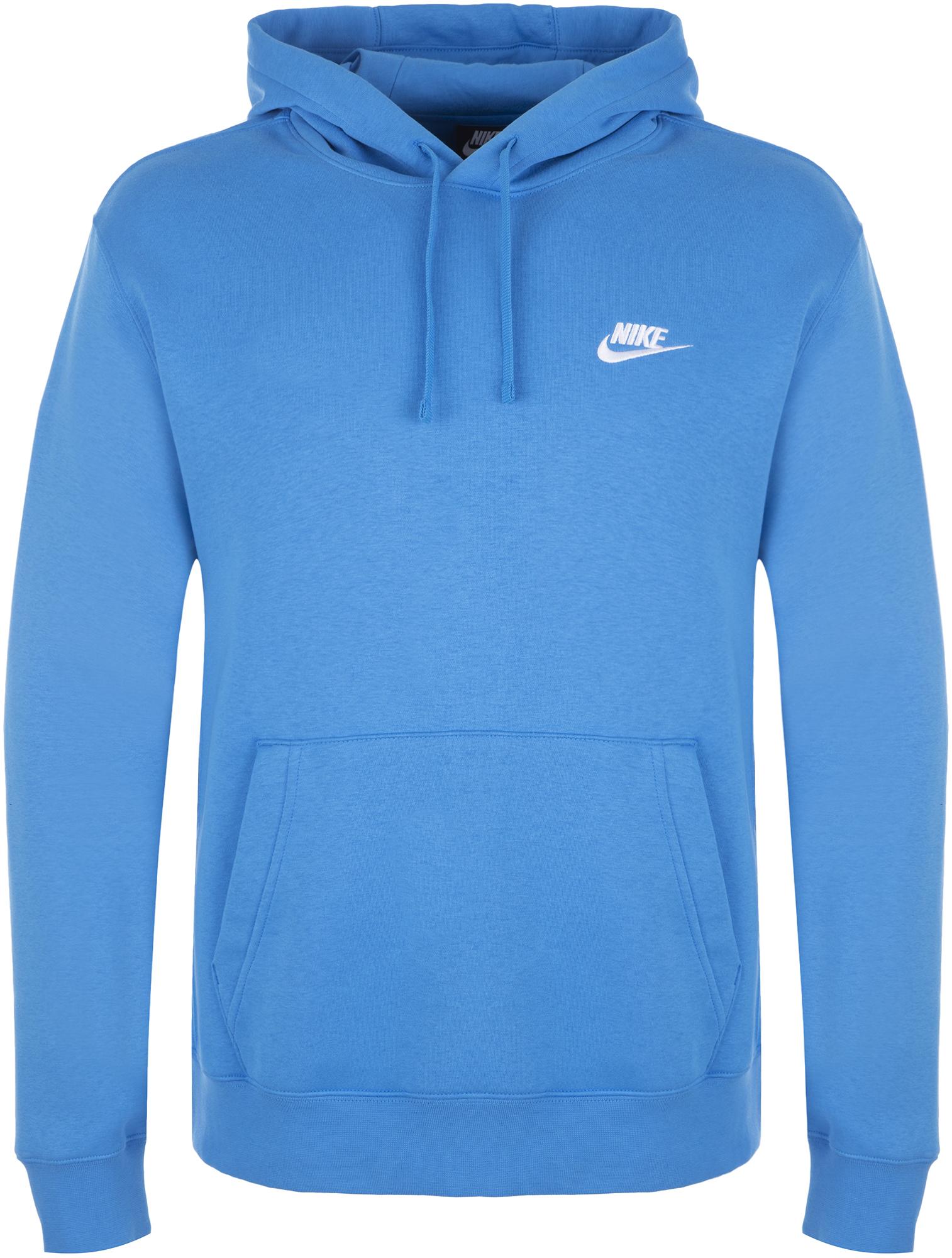 Nike Худи мужская Club, размер 52-54