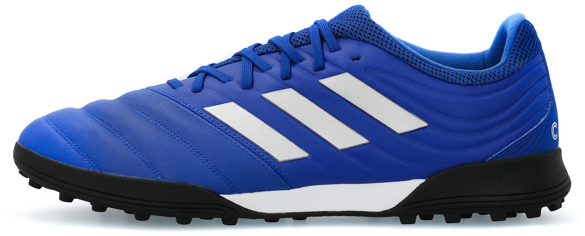 Бутсы мужские adidas Copa 20.3 TF, размер 40.5 adidas бутсы для мальчиков adidas copa 20 3 fg j размер 37