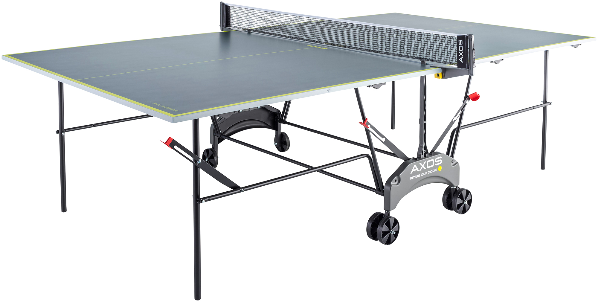 Kettler Теннисный стол всепогодный Kettler Axos Outdoor 1
