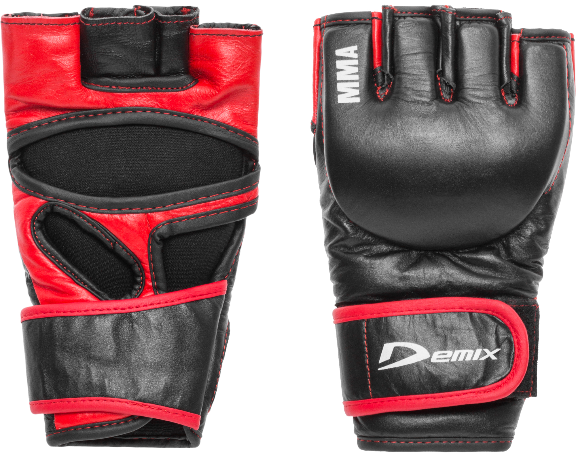 Demix Перчатки MMA Demix, размер L-XL перчатки спортивные reebok перчатки для mma glove xl