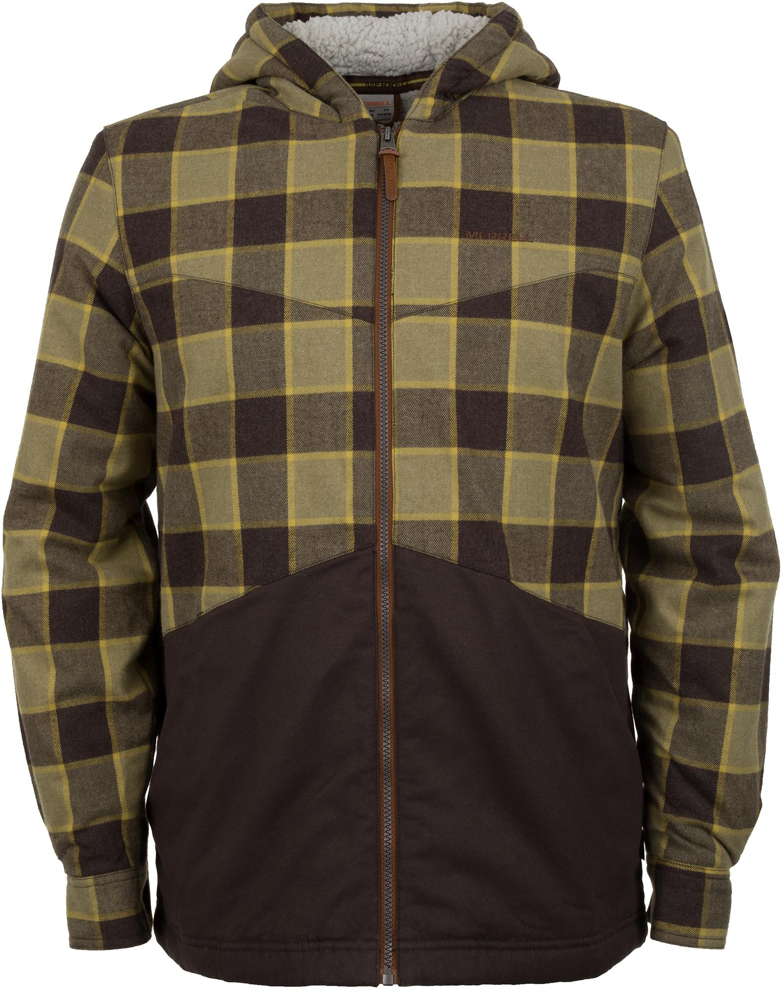 Merrell Рубашка с длинным рукавом мужская Merrell, размер 56 цены онлайн
