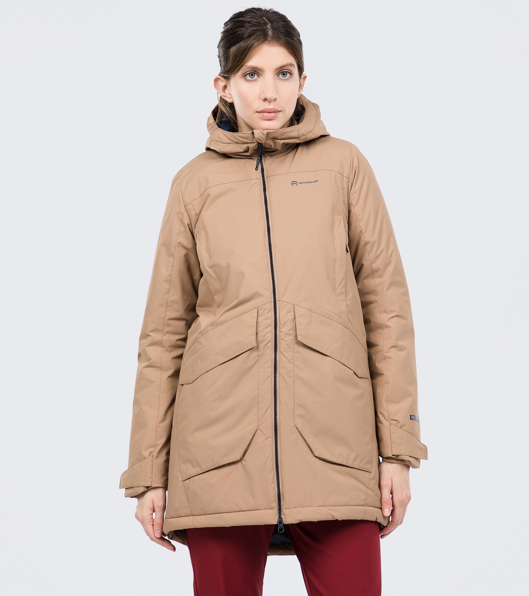Outventure Куртка утепленная женская Outventure, размер 54 цена 2017