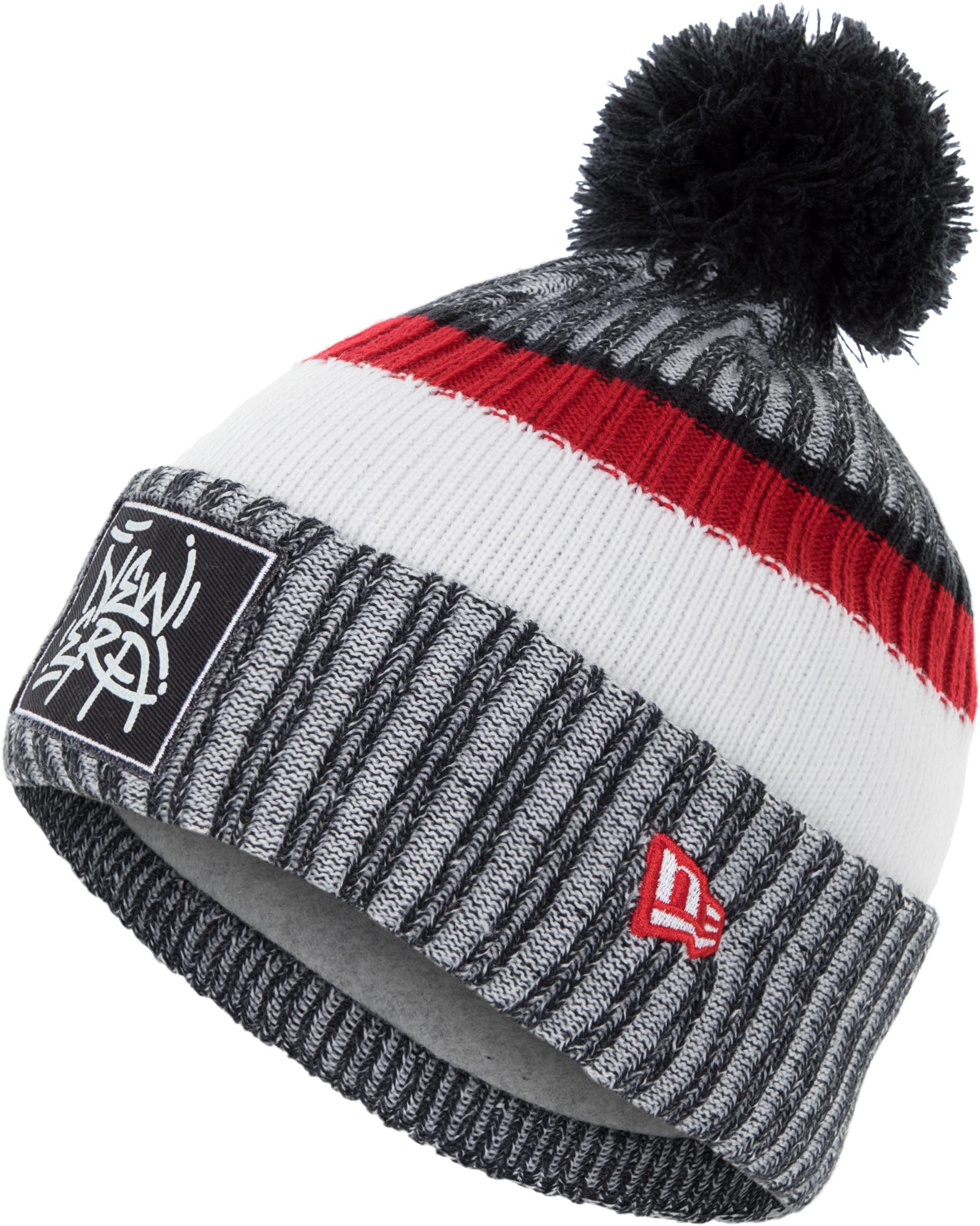 New Era Шапка для мальчиков New Era, размер 54-55 new era шапка для мальчиков new era ne cuff pom размер 54 55