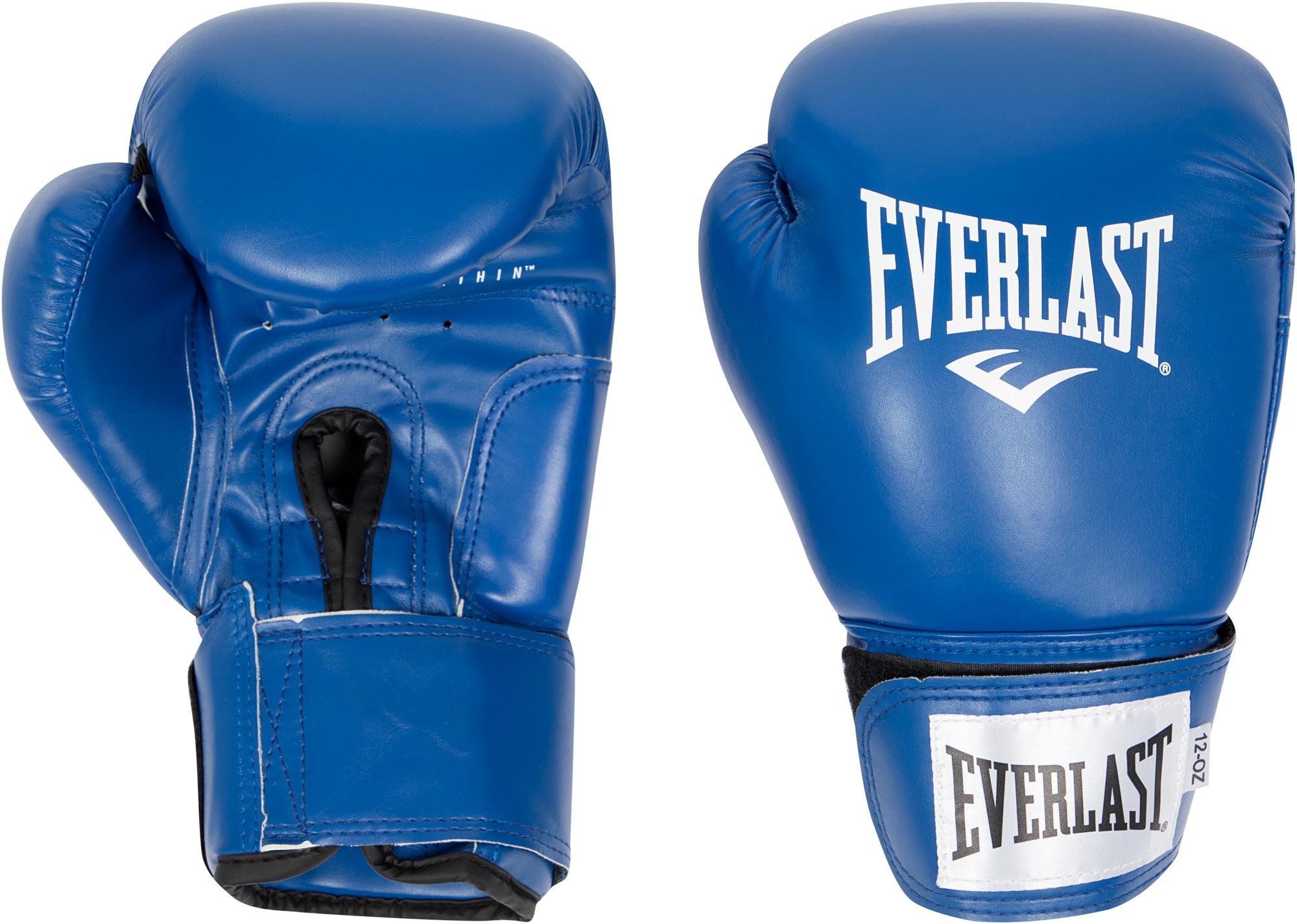 Everlast Перчатки боксерские Everlast, размер 12 oz