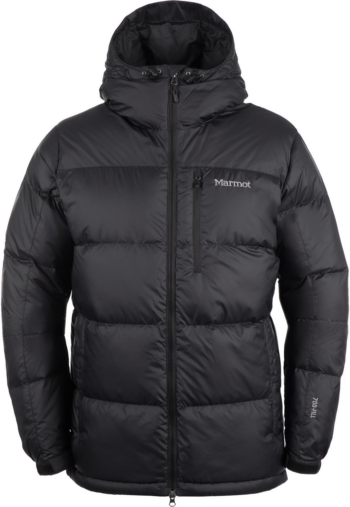 Marmot Куртка пуховая мужская Guides Down Hoody, размер 60-62