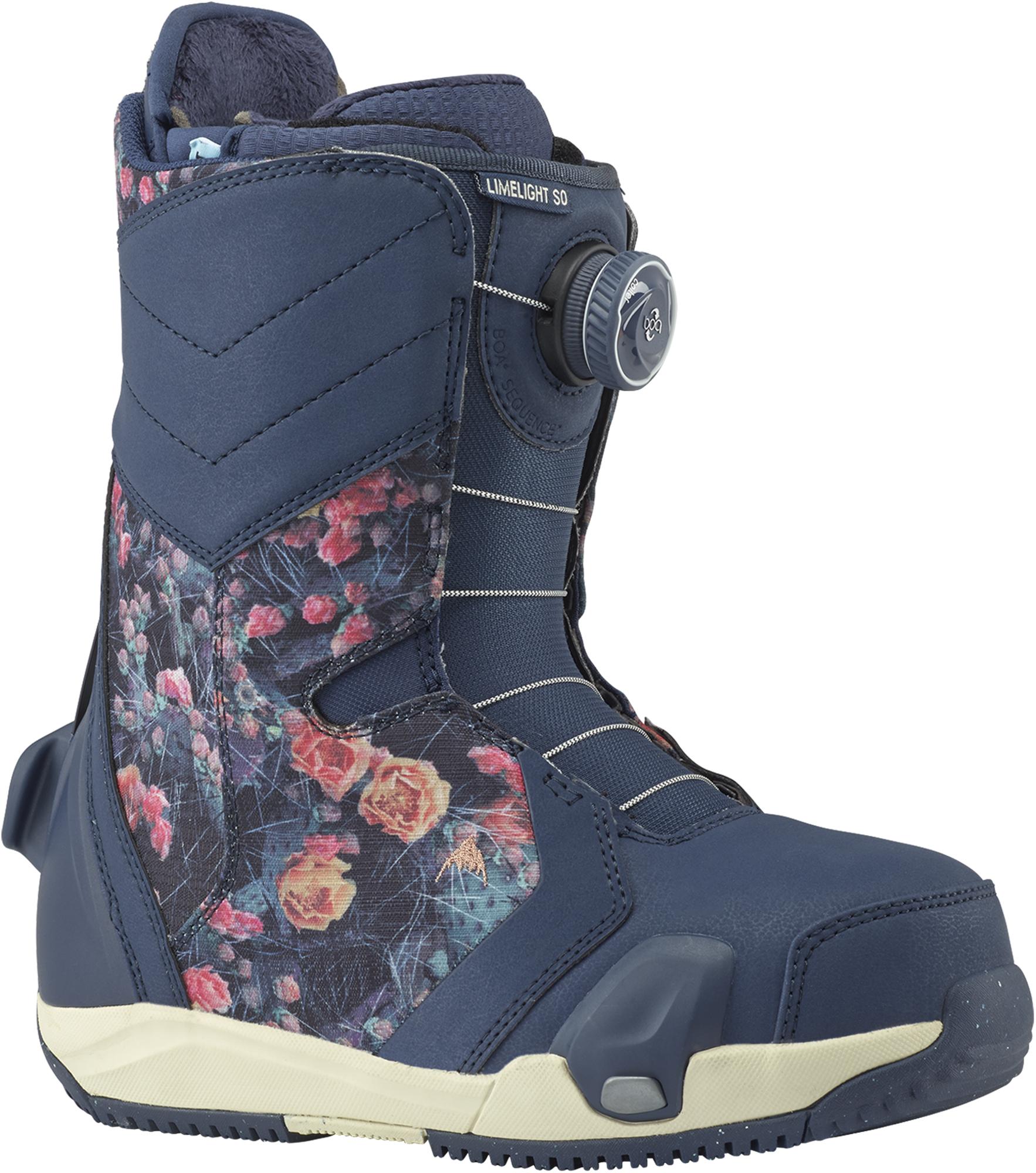Burton Сноубордические ботинки женские Limelight Step On, размер 38