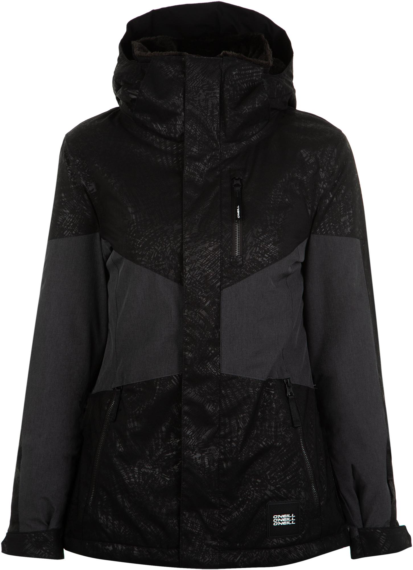 O'Neill Куртка утепленная женская O'Neill Pw Coral, размер 42-44 o neill куртка утепленная женская o neill pw hybrid cluster iii размер 48 50