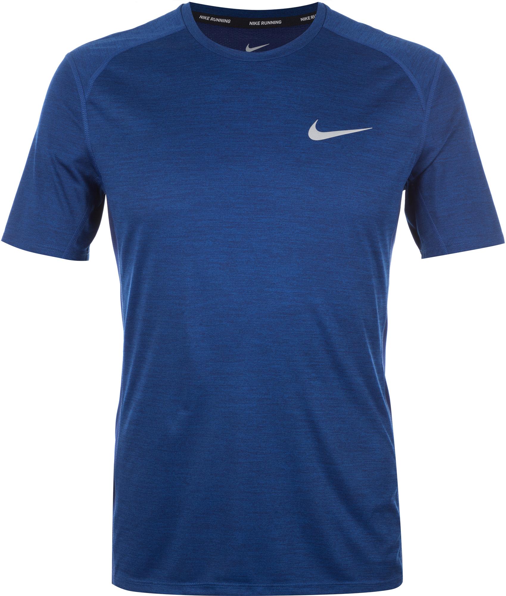 Nike Футболка мужская Nike Dry Miler, размер 50-52 все цены