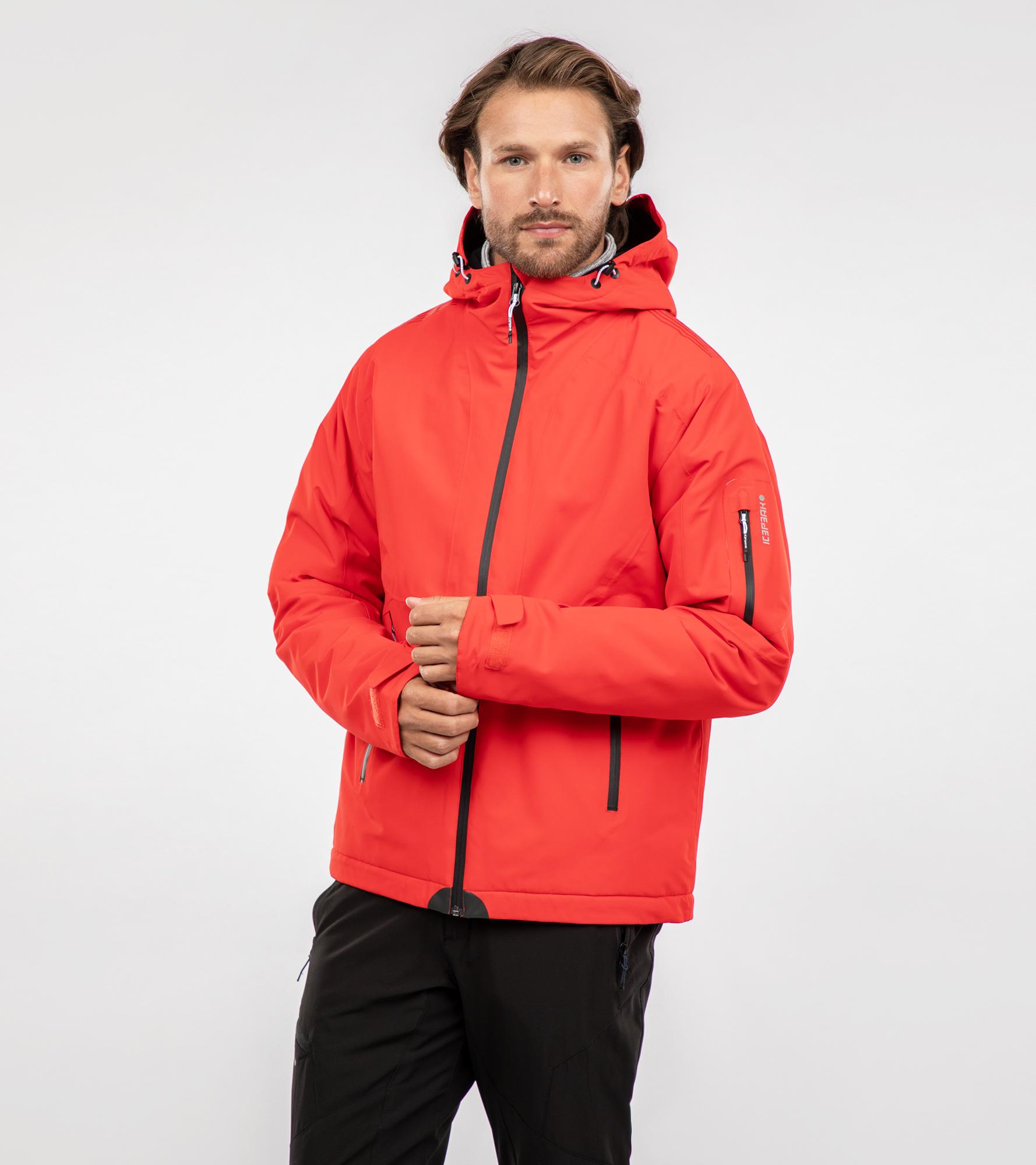 IcePeak Куртка утепленная мужская Pierpont, размер 56