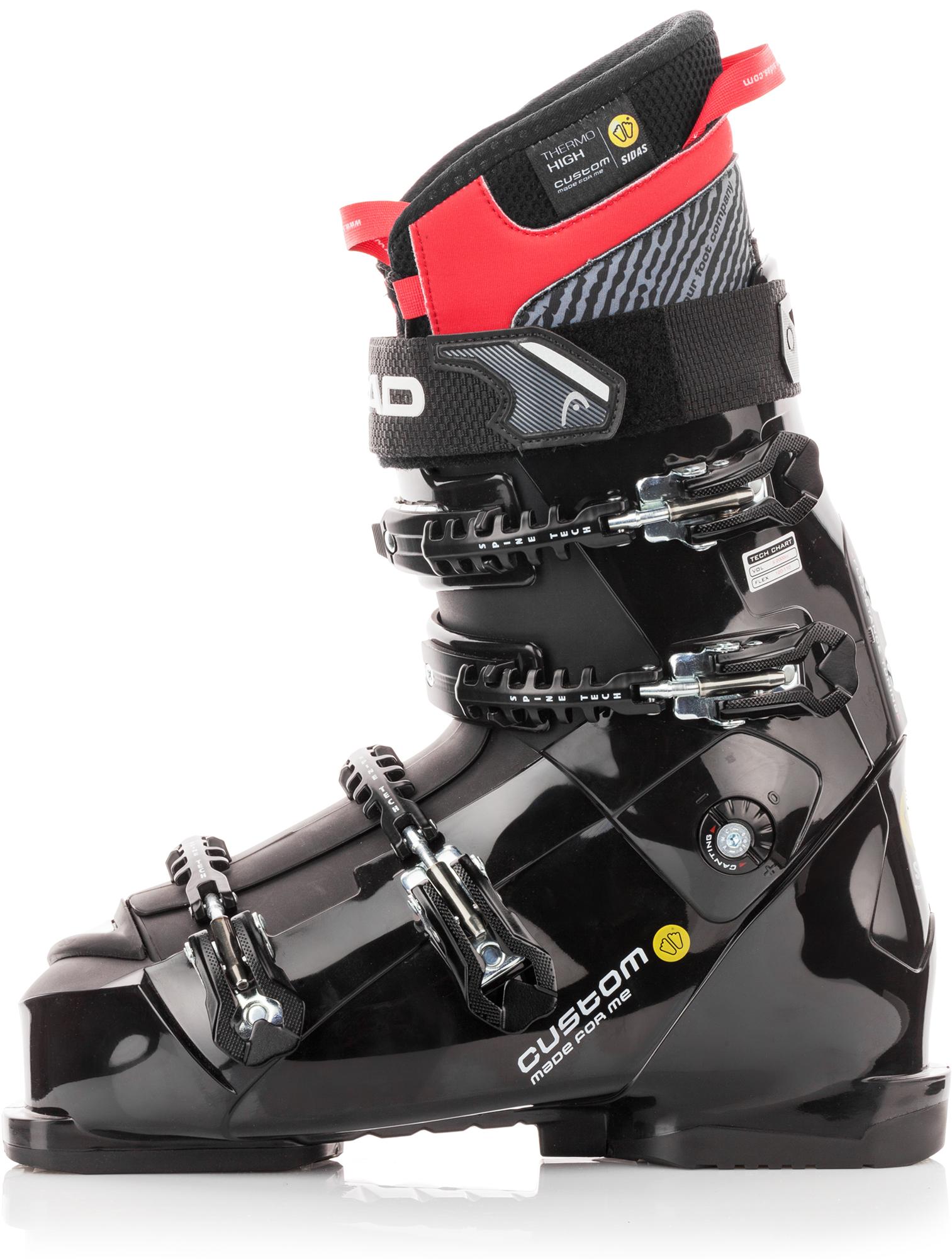 Sidas Ботинки горнолыжные Vector + Central High, размер 46