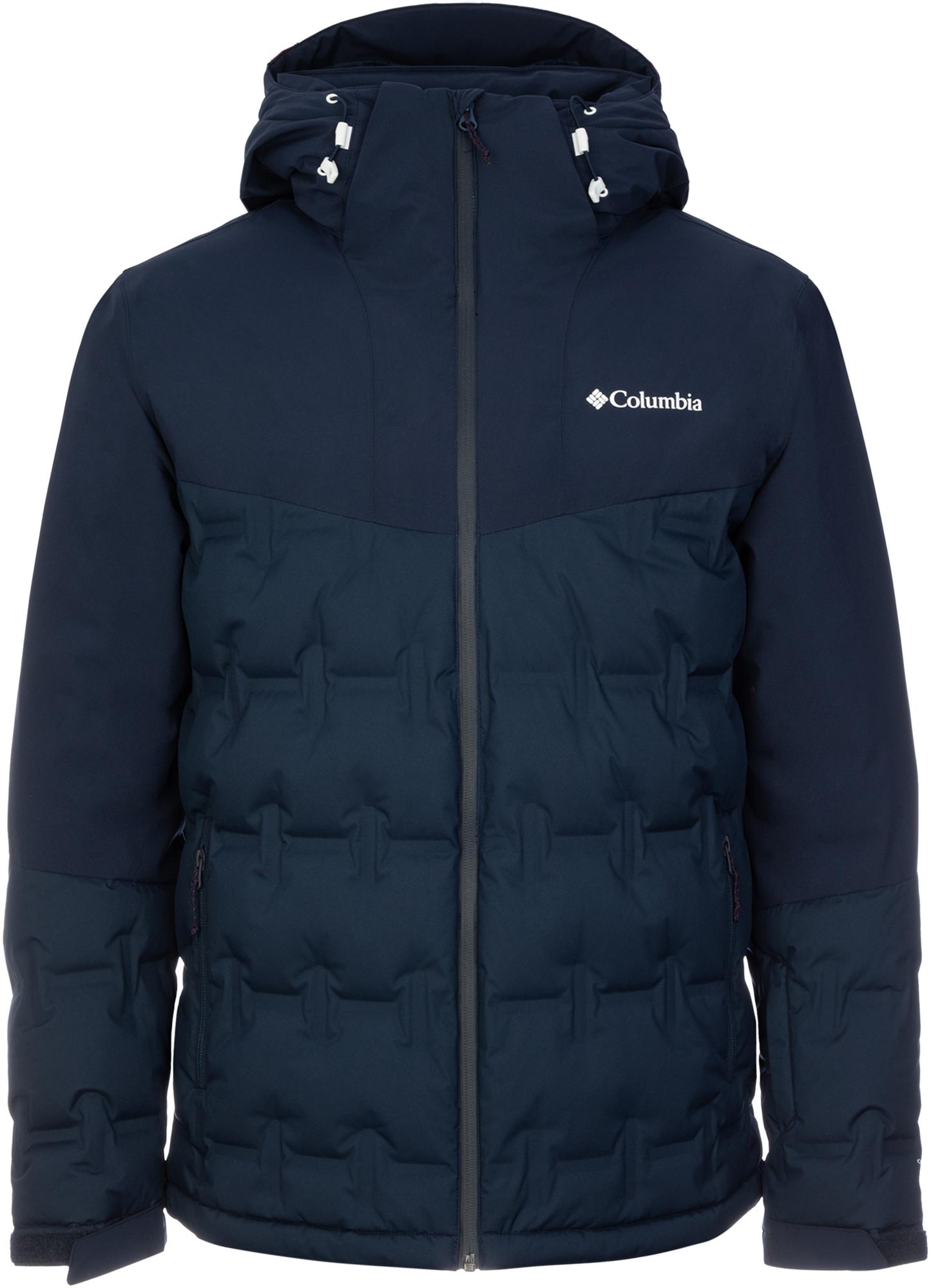цена на Columbia Куртка пуховая мужская Columbia Wild Card, размер 52-54