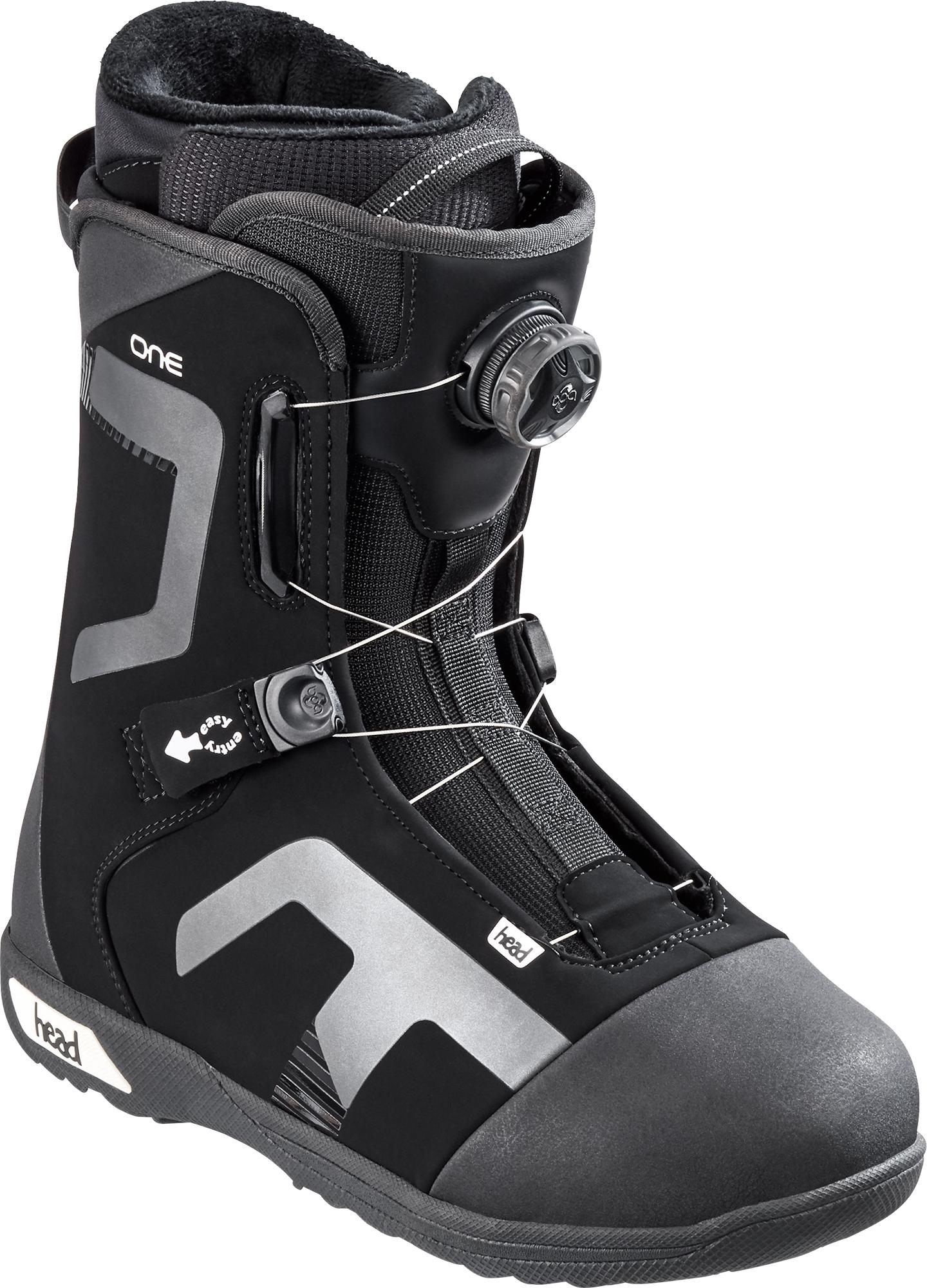 Head Сноубордические ботинки Head One Boa, размер 43 сноубордические ботинки black fire scoop 16 17 размер 45