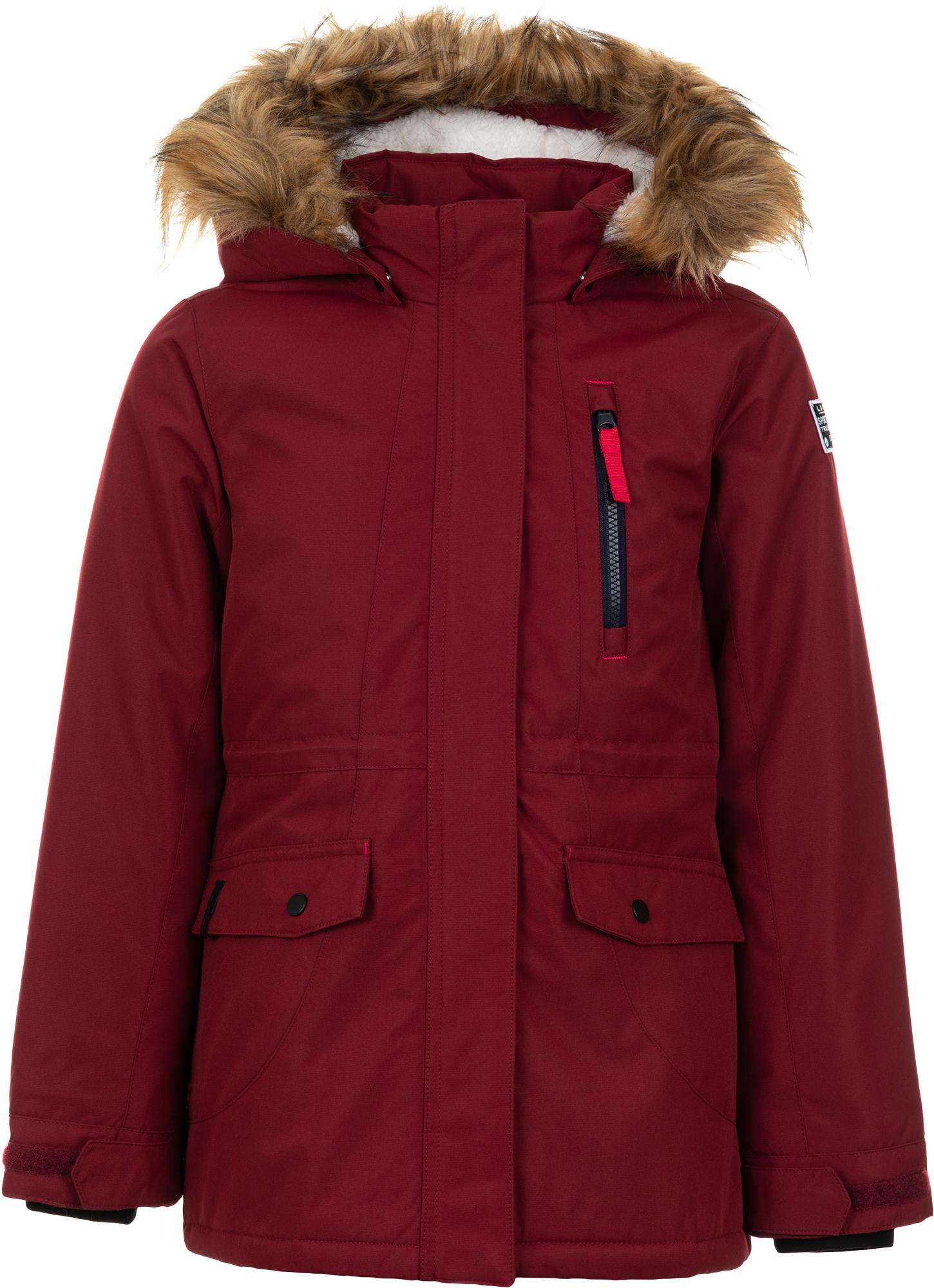 Luhta Куртка утепленная для девочек Karin, размер 152