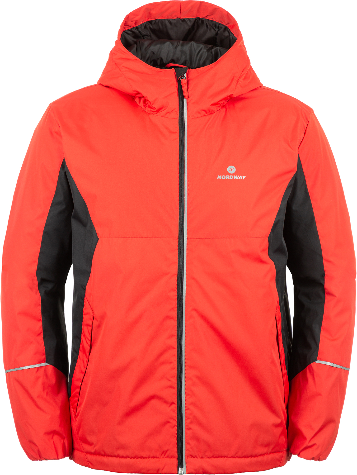 Nordway Куртка утепленная мужская Nordway, размер 46 nordway ботинки для беговых лыж nordway tromse размер 44