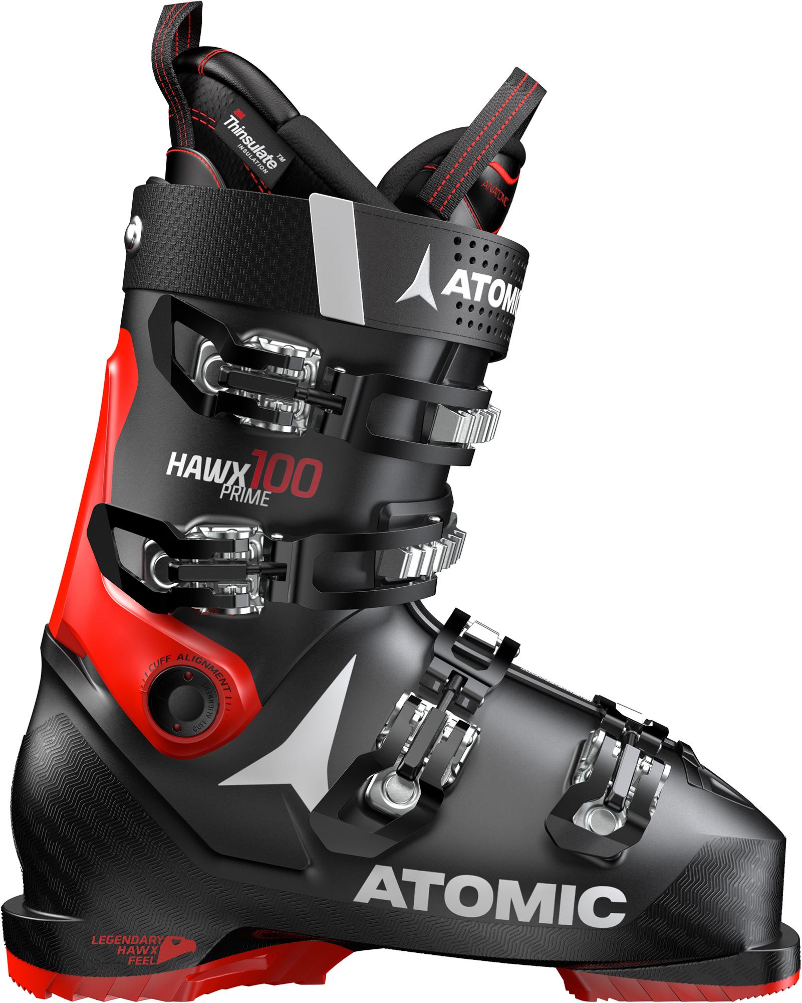 лучшая цена Atomic Ботинки горнолыжные Atomic Hawx Prime 100, размер 45