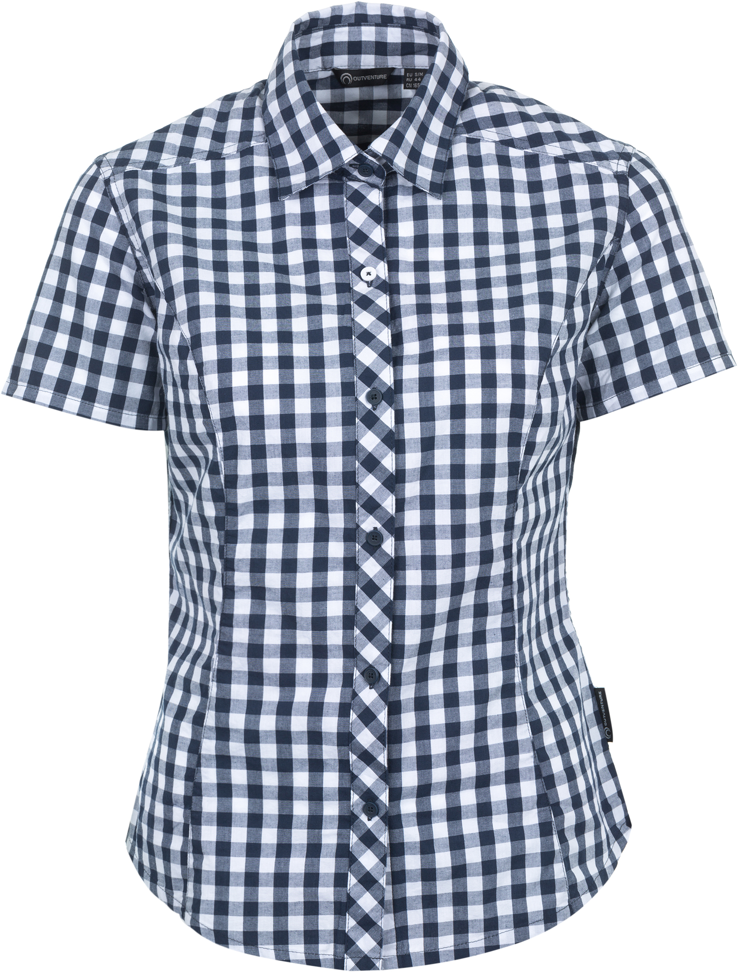 Outventure Рубашка женская Outventure, размер 56