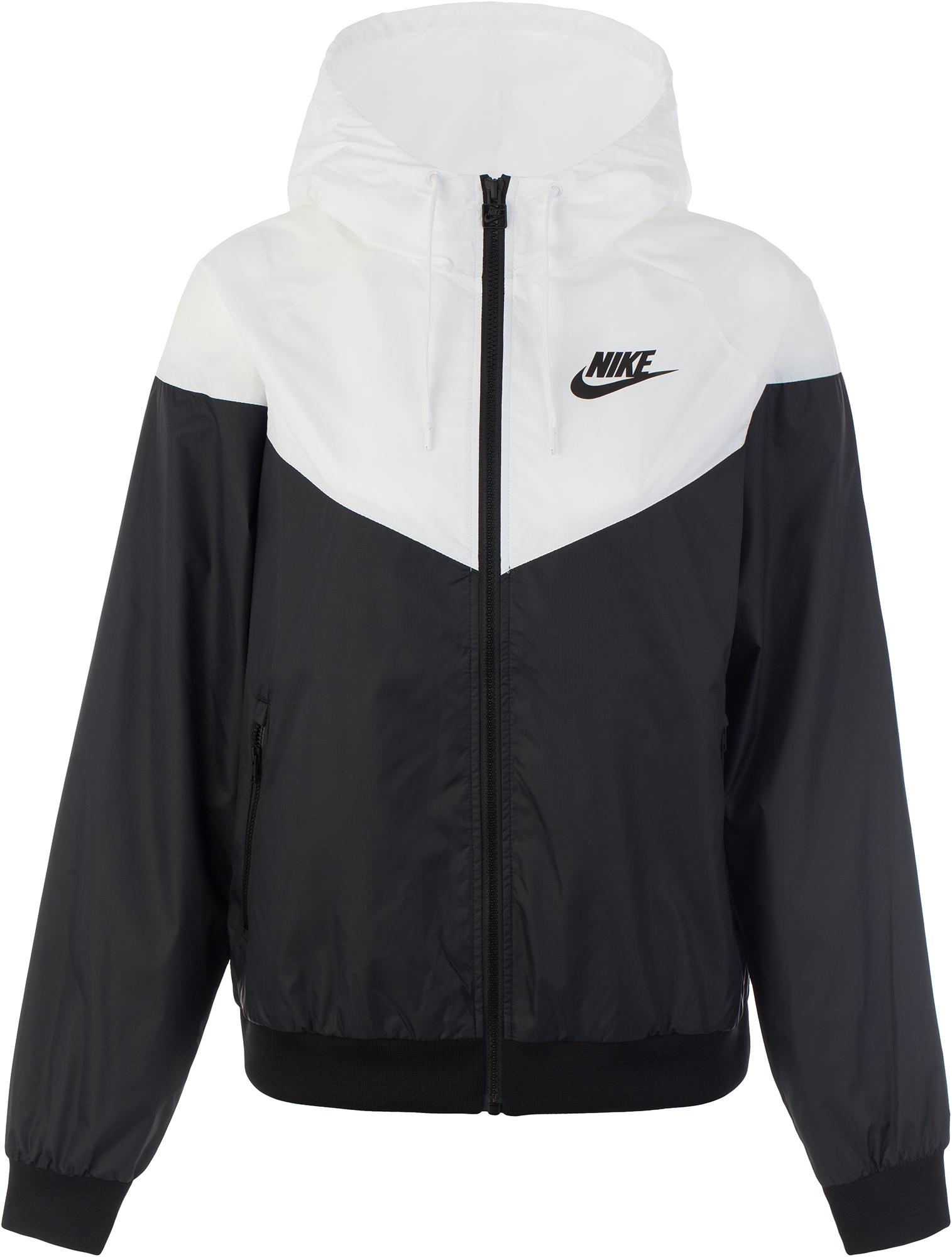 Nike Ветровка женская Nike Sportswear Windrunner, размер 48-50 nike бриджи женские nike sportswear vintage размер 48 50